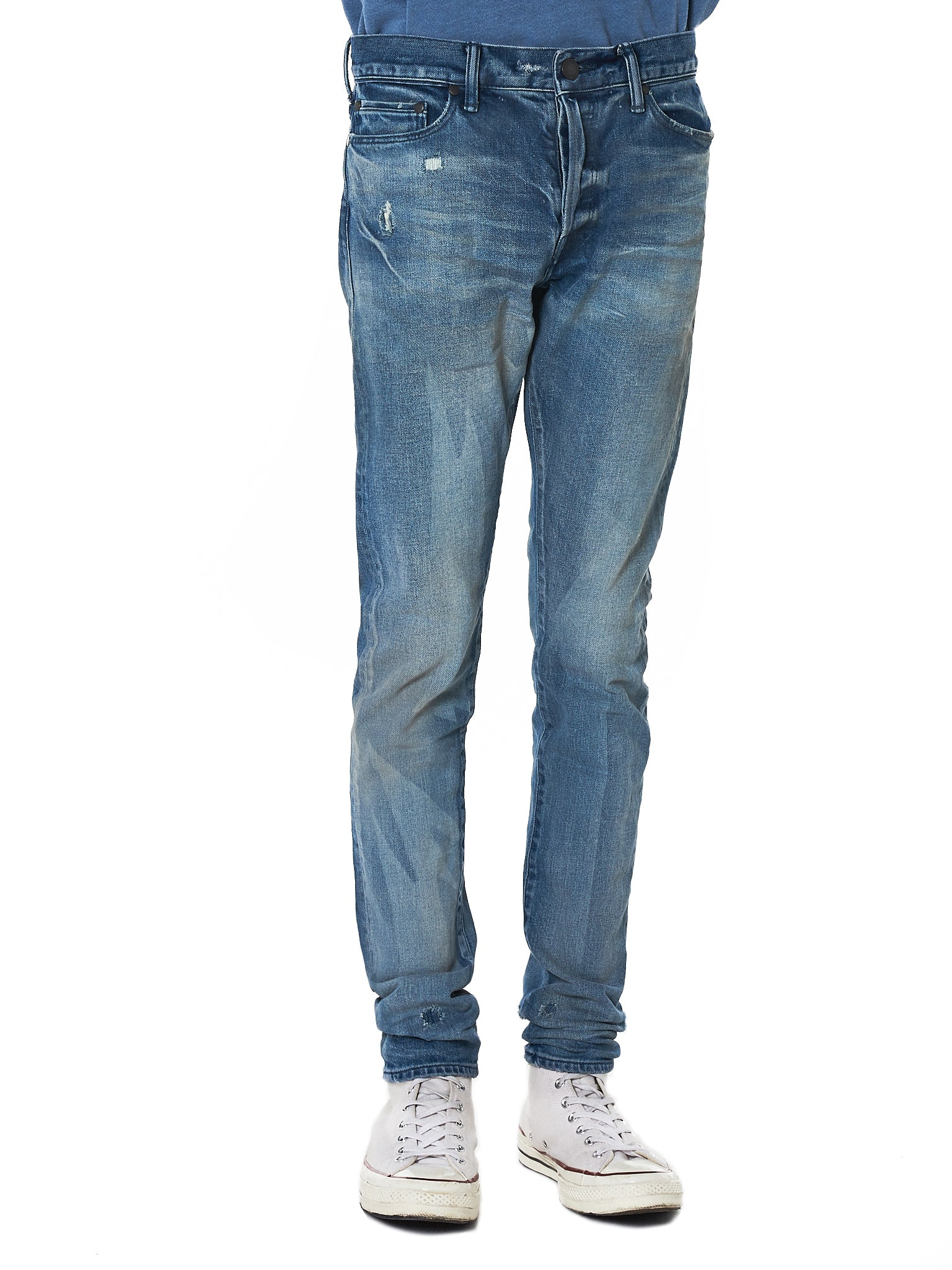 'The Cast 2' Denim Pant (G150E58168L-INDIGO)