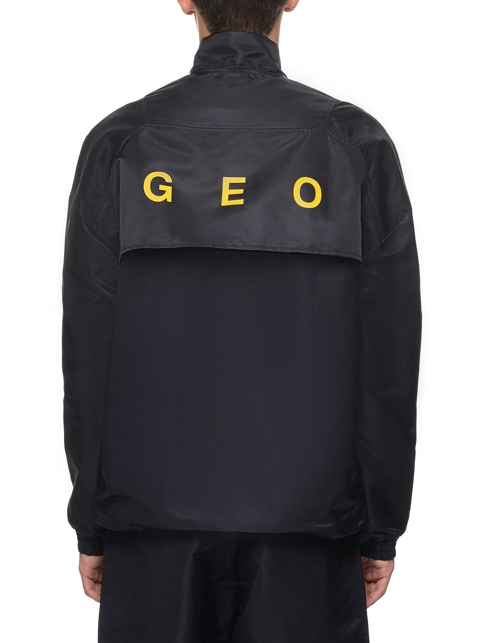 Geo Jacket - Hlorenzo Back