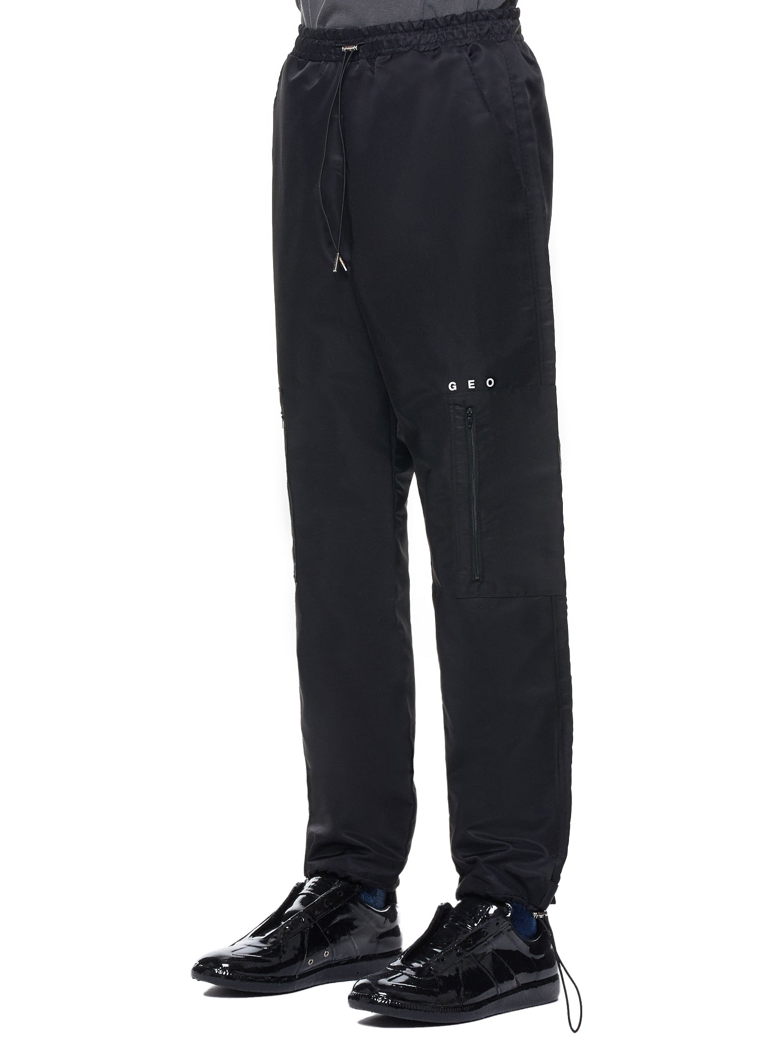 Geo Trackpants - Hlorenzo Side