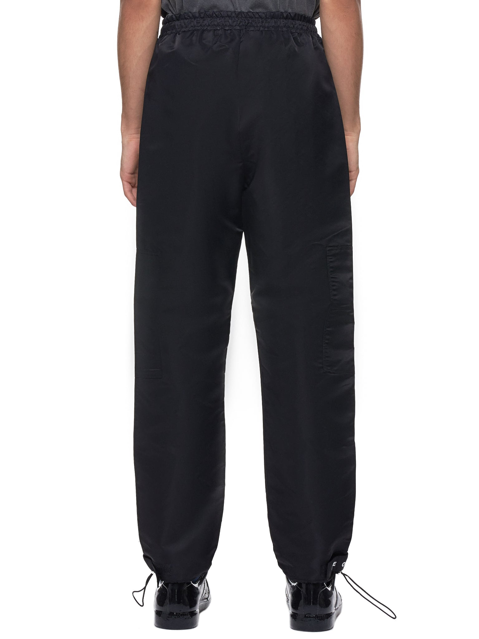 Geo Trackpants - Hlorenzo Back