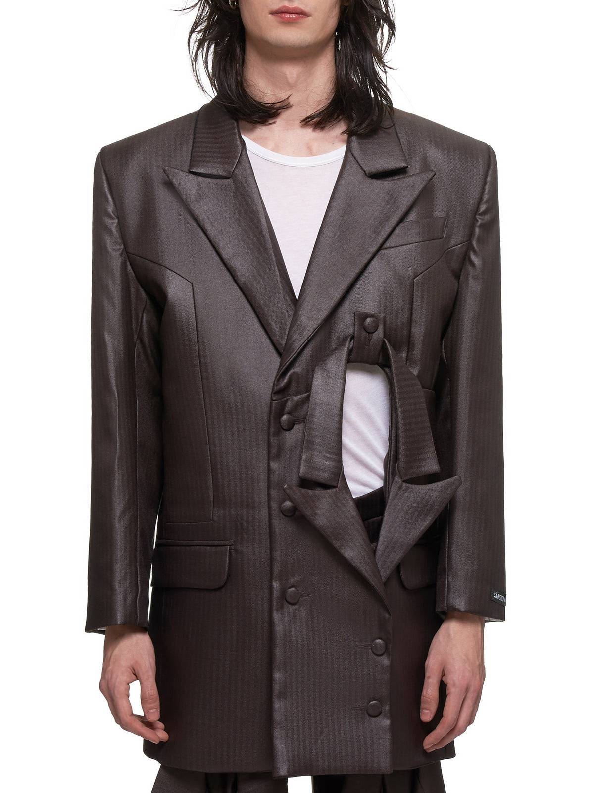 Grow-Up Blazer (GROW-UP-05-D-01-BROWN)