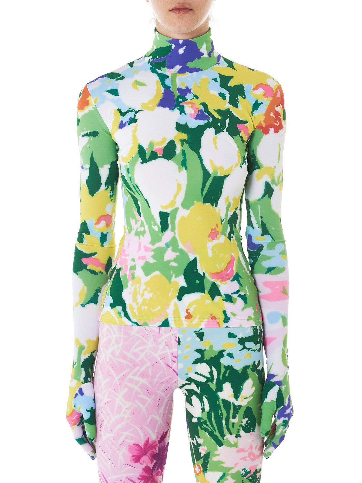 Floral Sweater (GT-M8-MULTI)