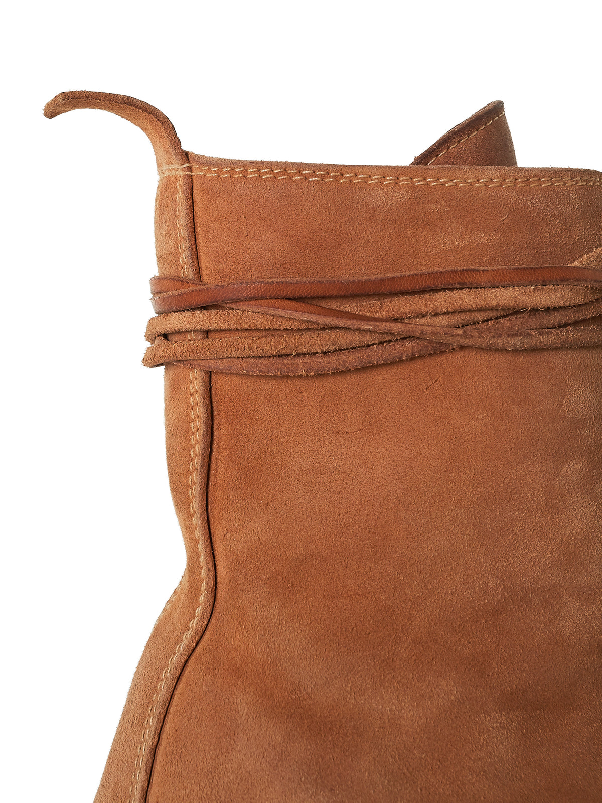 Guidi Reverse Leather Boot - Hlorenzo Detail 2