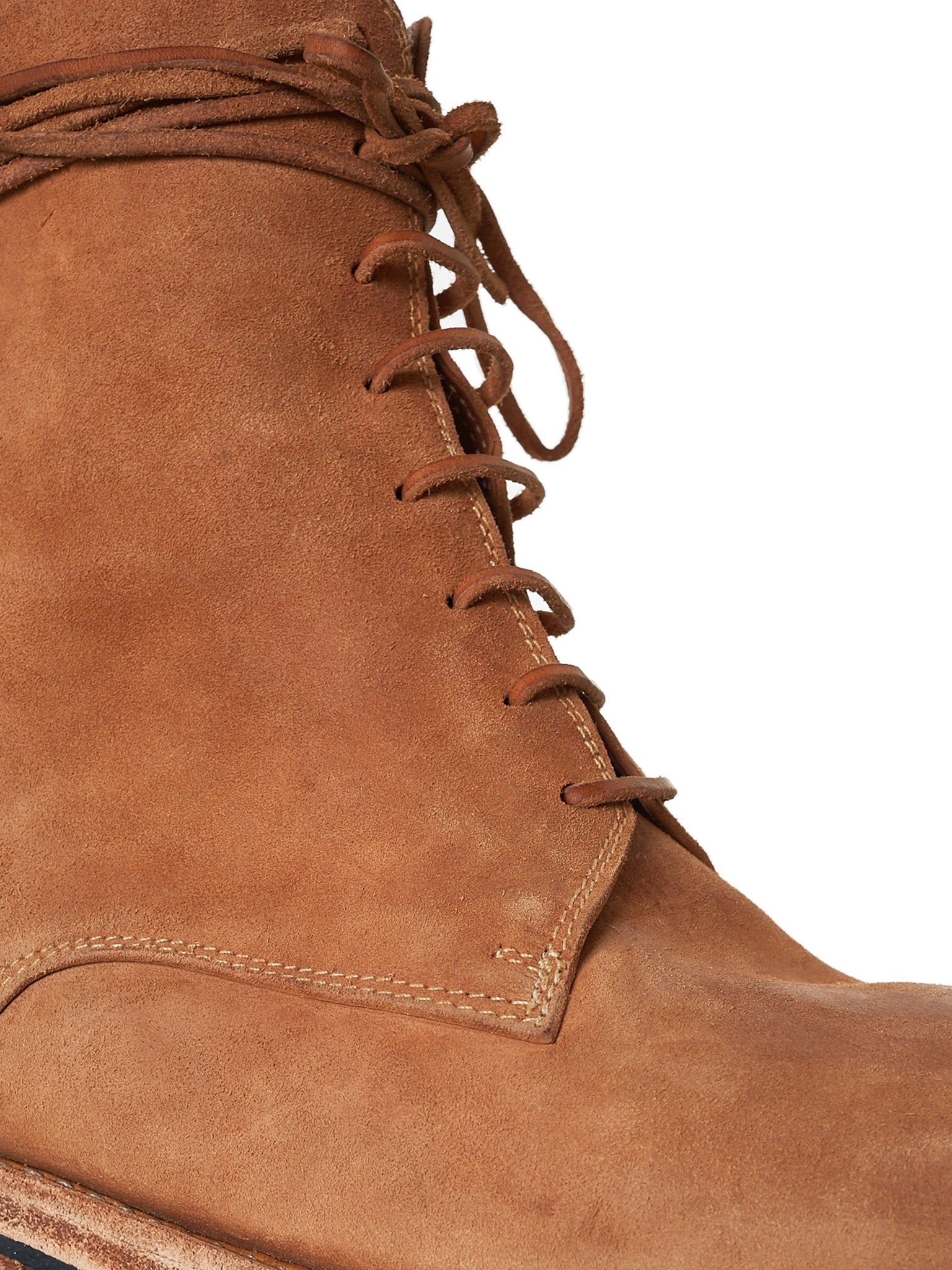 Guidi Reverse Leather Boot - Hlorenzo Detail 3