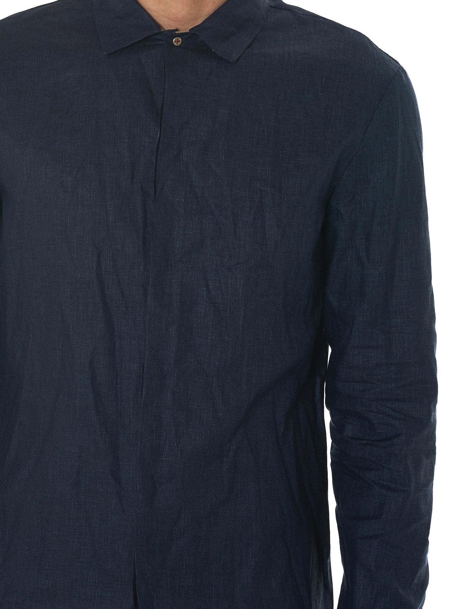 MA+ Crushed Shirt - Hlorenzo Detail 1