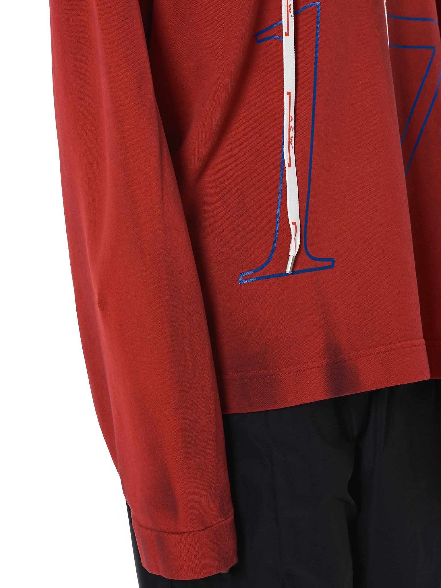 A Cold Wall Hoodie - Hlorenzo Detail 2