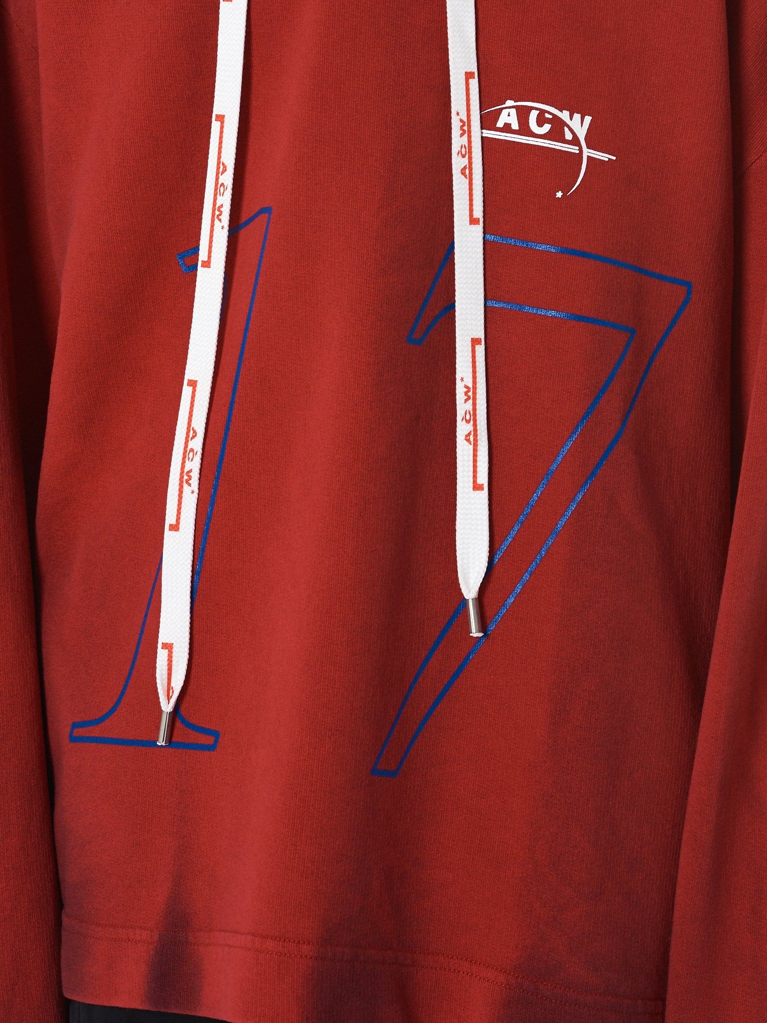 A Cold Wall Hoodie - Hlorenzo Detail 3