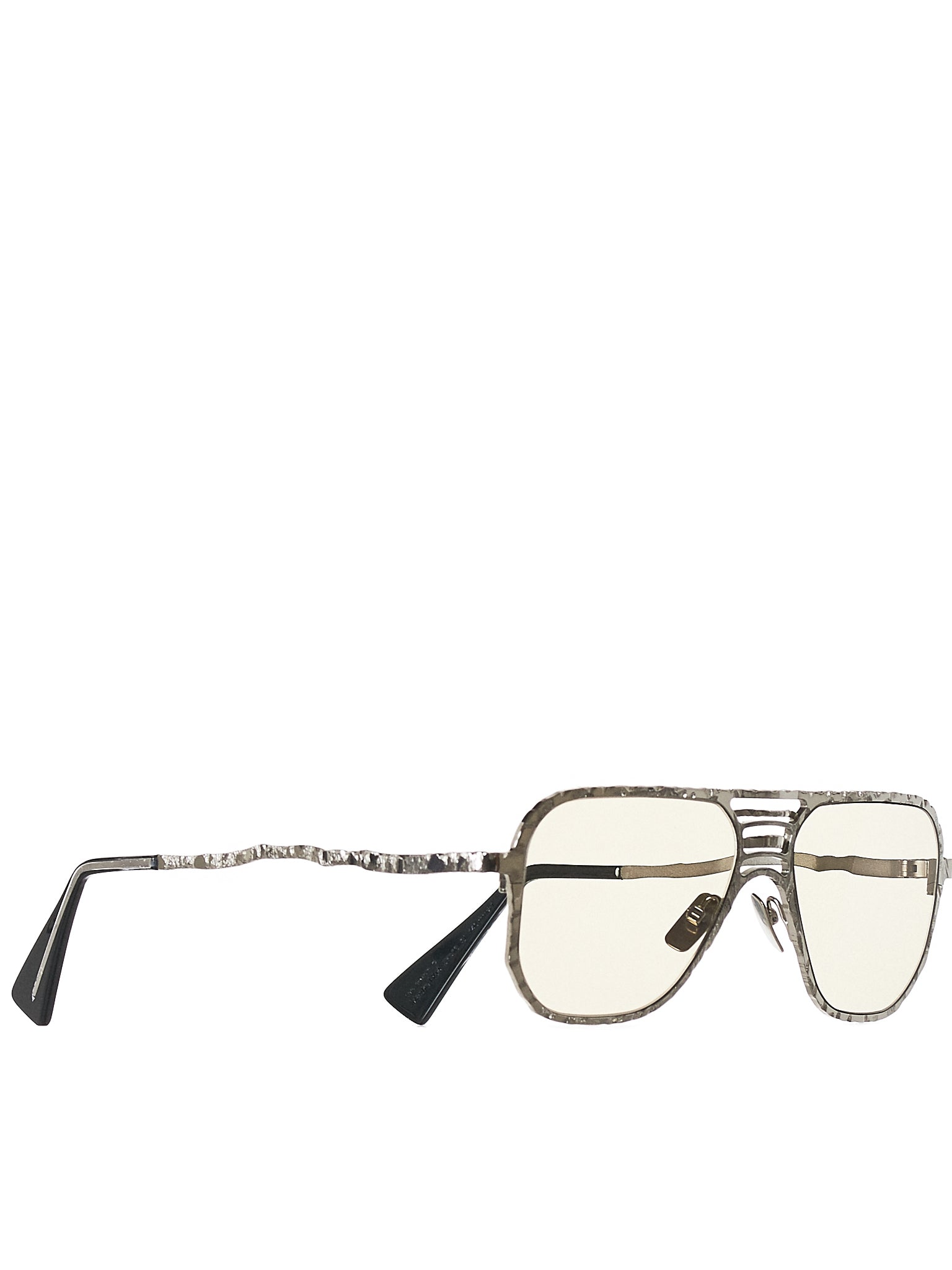 Kuboraum Aviator Sunglasses - Hlorenzo Side
