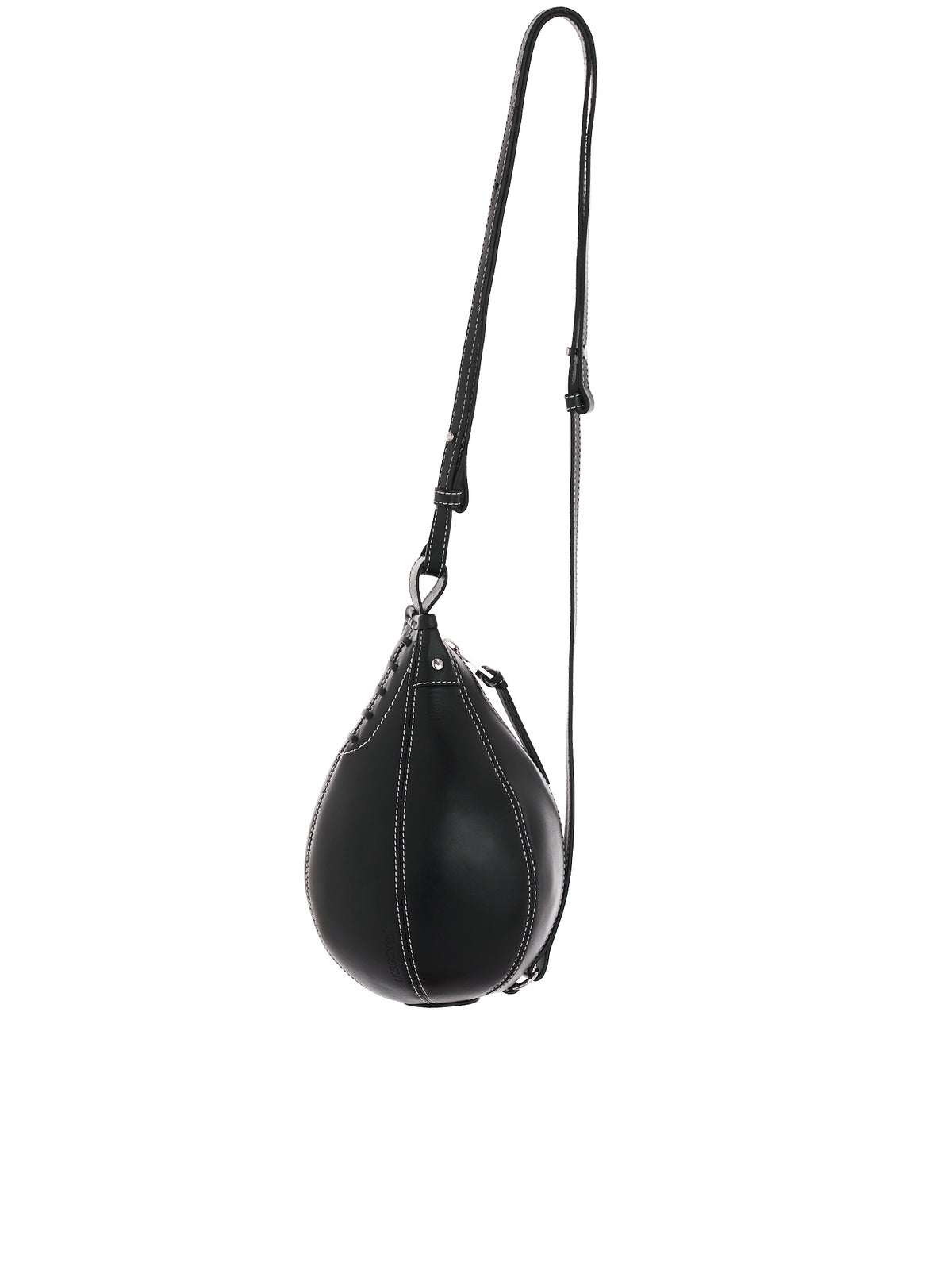 Footballer Shoulder Bag (HB0283-LA0020-999-BLACK)