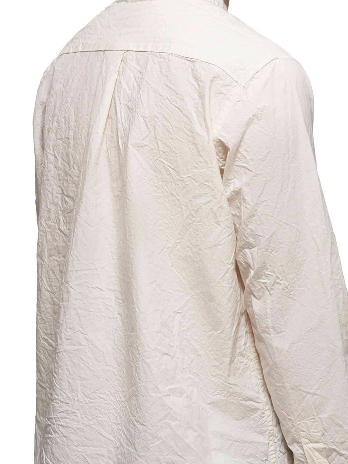 Crinkled Shirt (HC165-NATURAL)