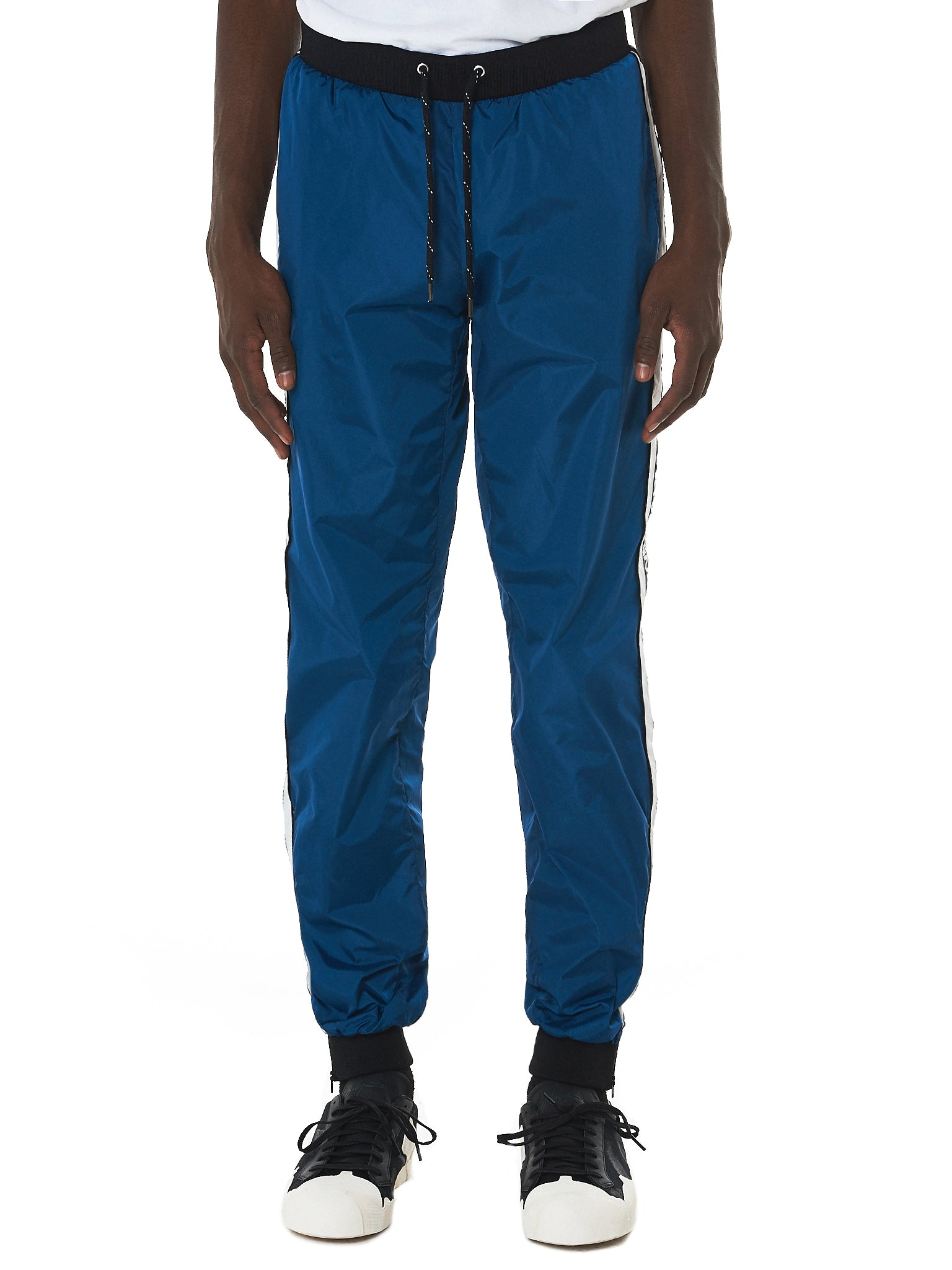 Andrea Crews Track Pants - Hlorenzo Front