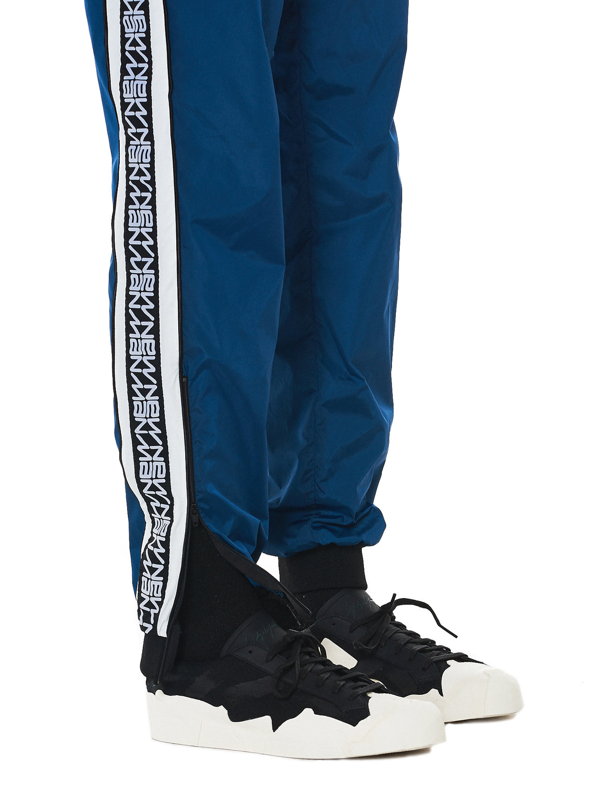 Andrea Crews Track Pants - Hlorenzo Detail 2