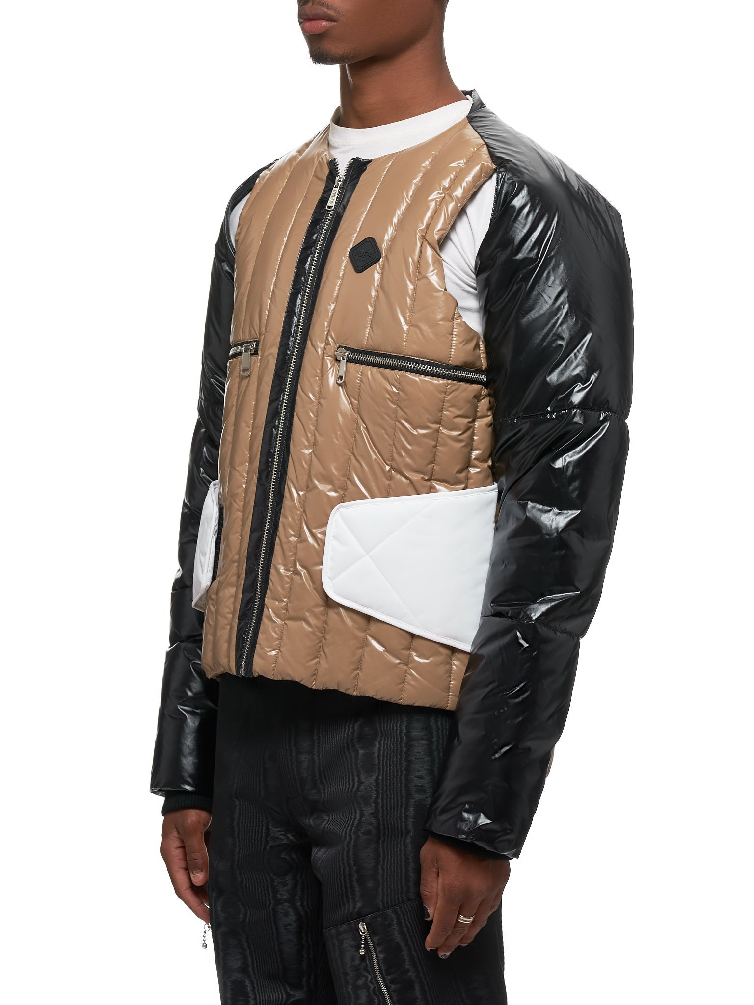 Nicomede Jacket - Hlorenzo Side