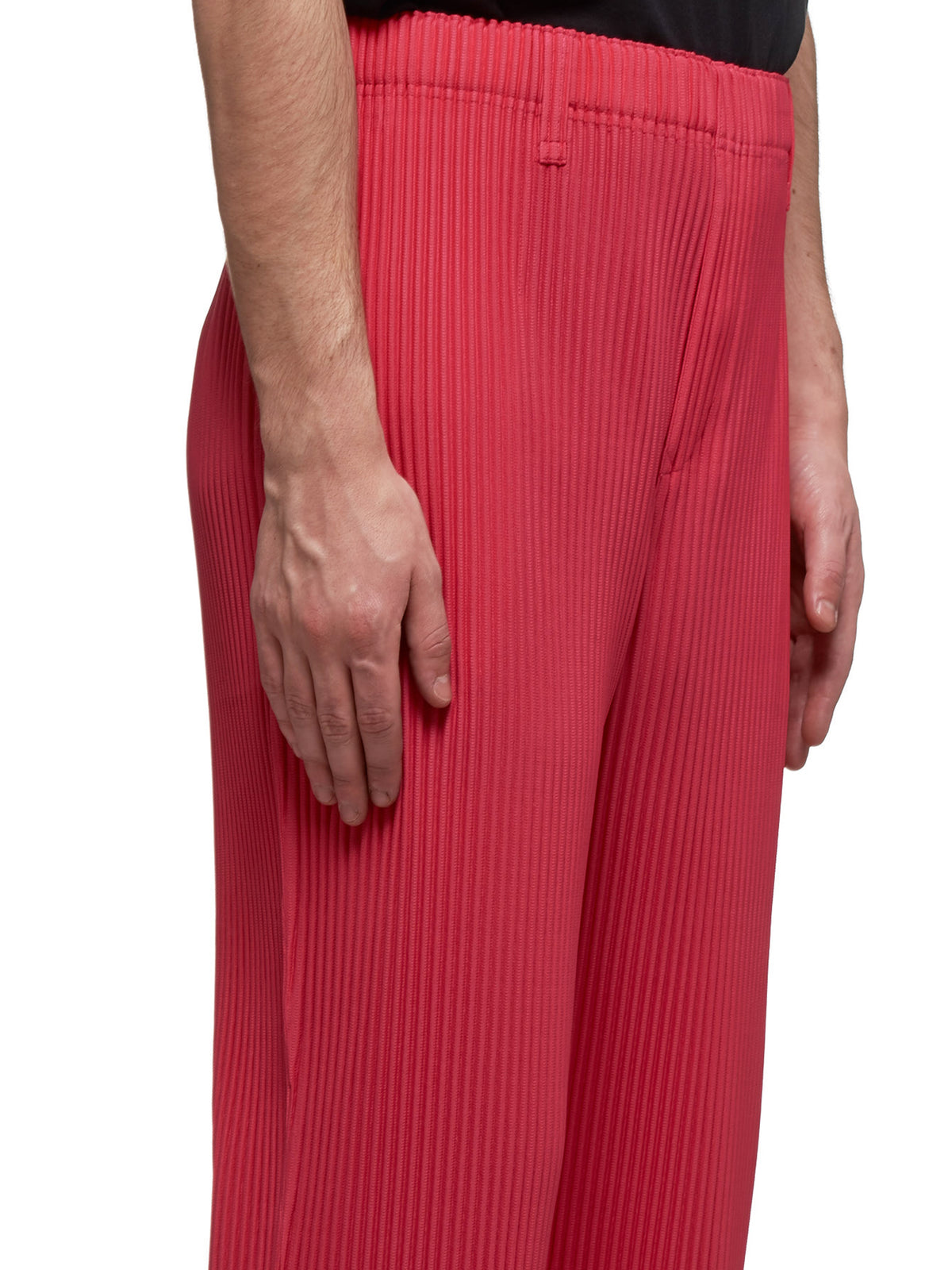 Pleated Trousers (HP06JF209-22-PINK)