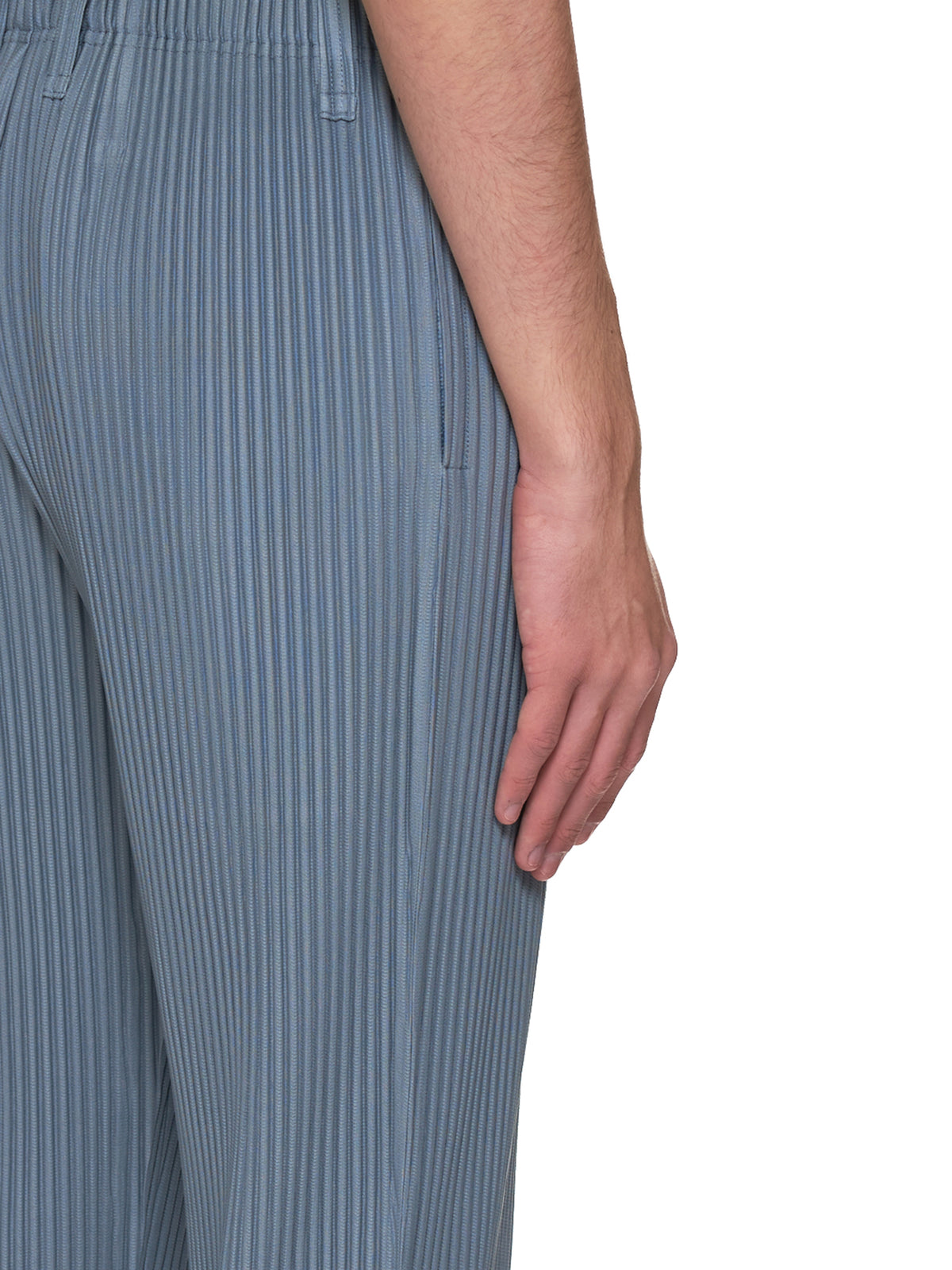 Pleated Basics Trousers (HP08JF211-12)