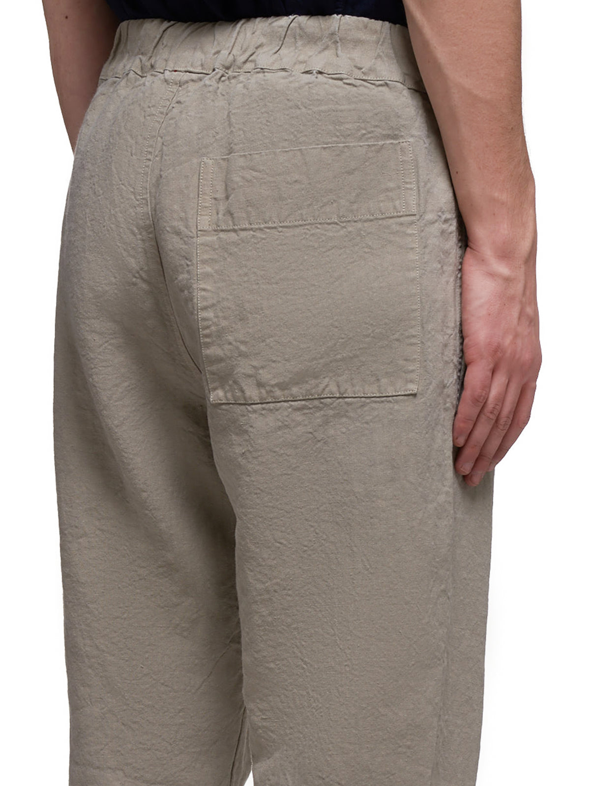 Linen Trousers (HP170-BEIGE)