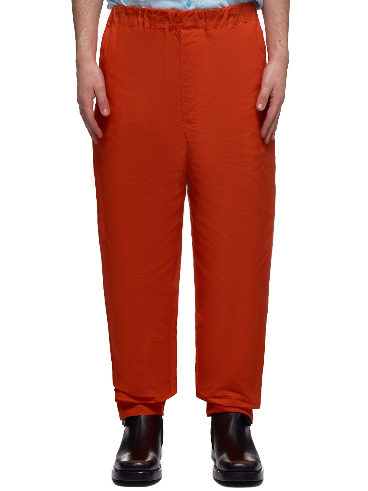 Crinkled Trousers (HP175-ORANGE)