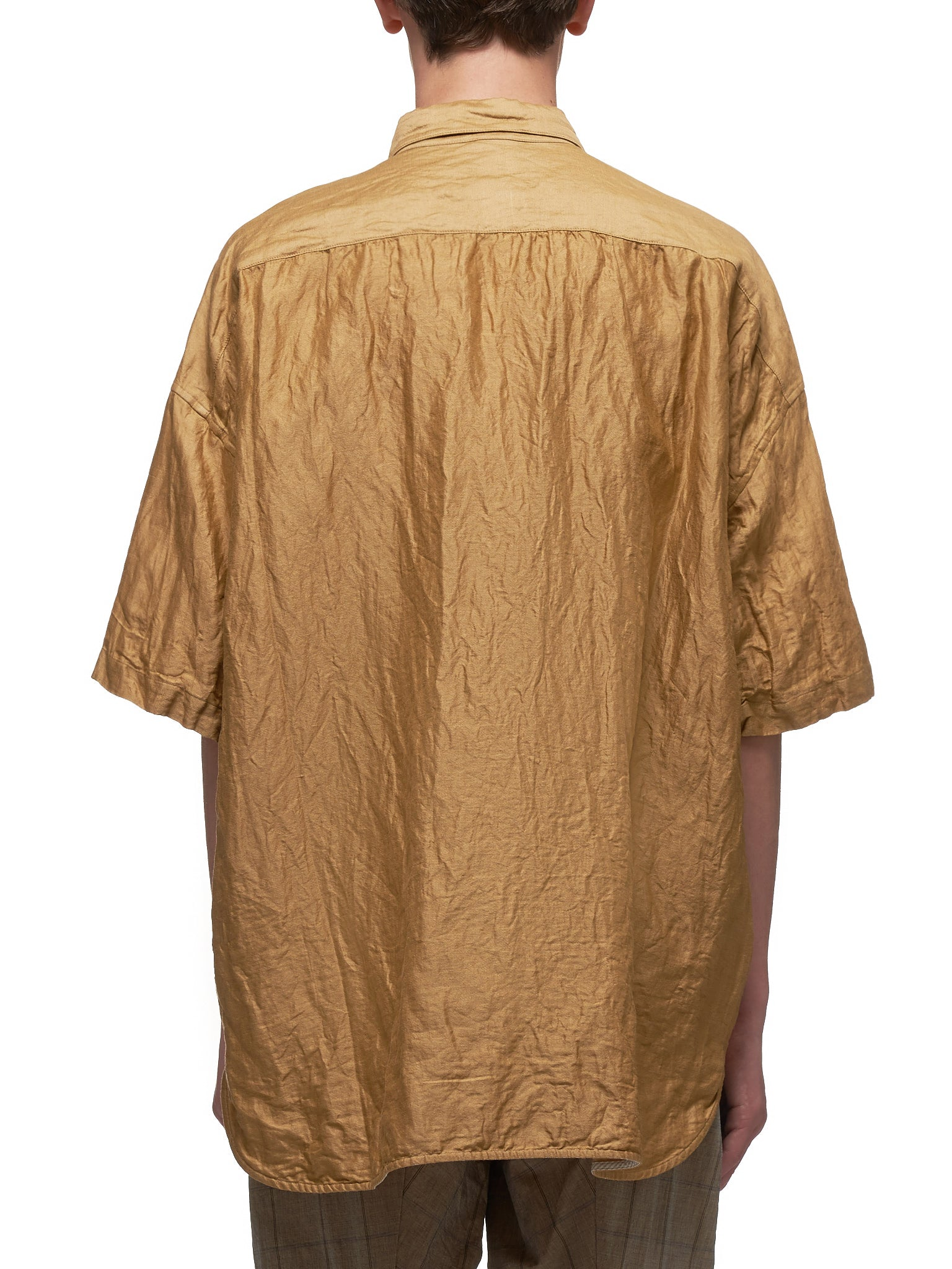Forme D'Expression Shirt | H.Lorenzo - Back
