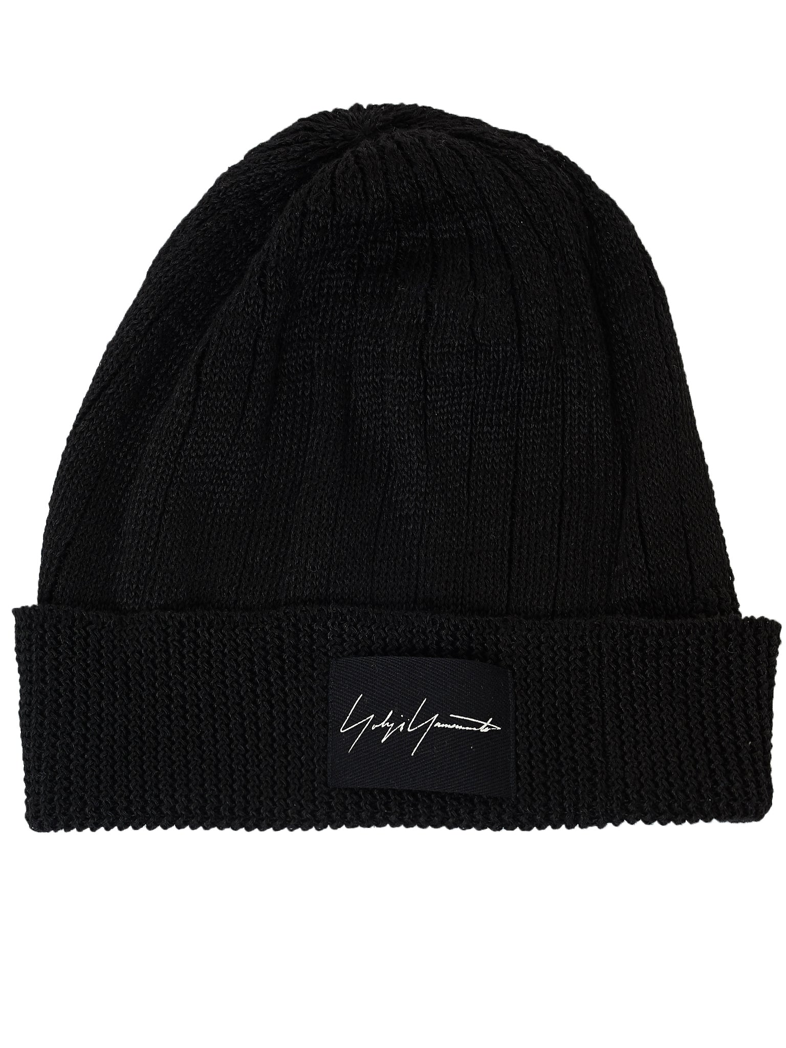 French Linen Beanie (HW-H05-363-4-BLACK)