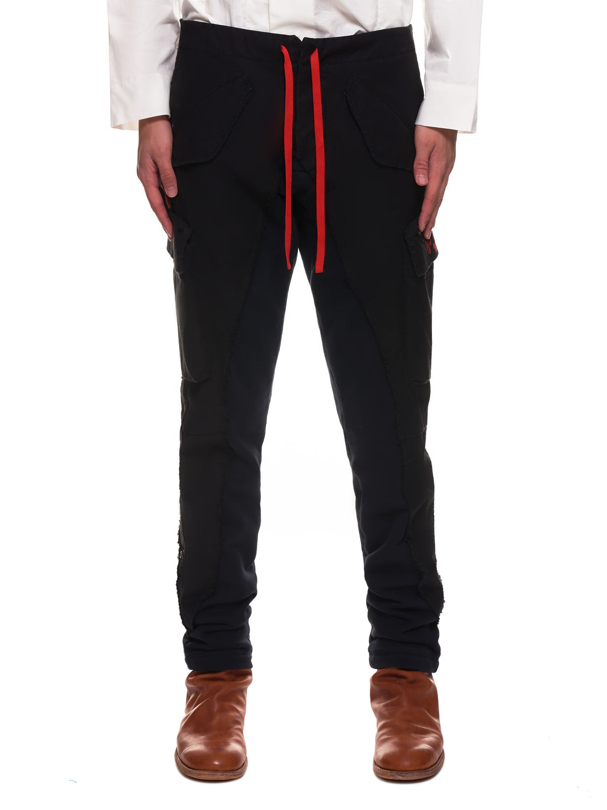 Hybrid Cargo Active Pants (I20P4856-BLACK)
