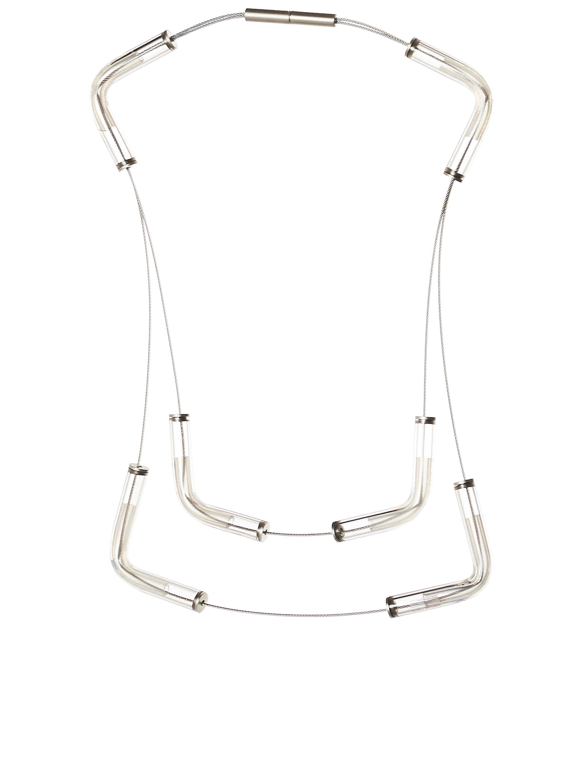 Capsuled Cord Necklace (IL86AK214-12)