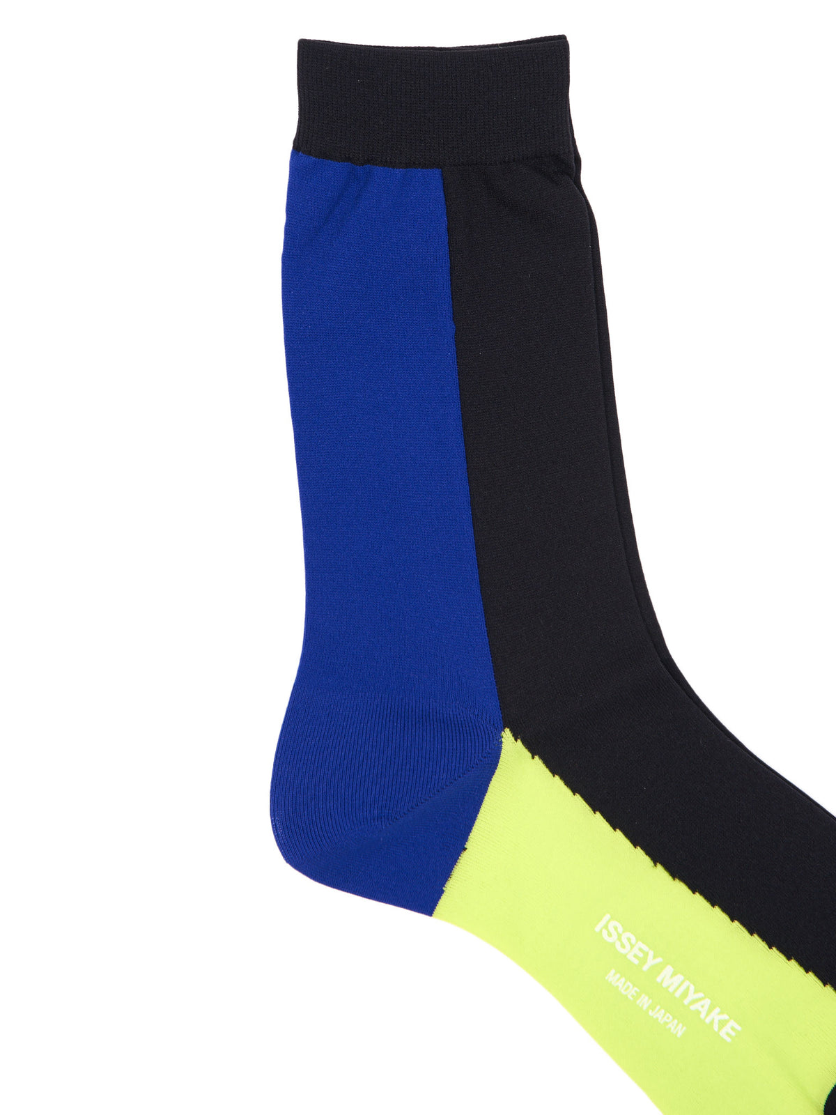 Montage Socks (IM99AI403-BLACK-NEON-GREEN-BLU)