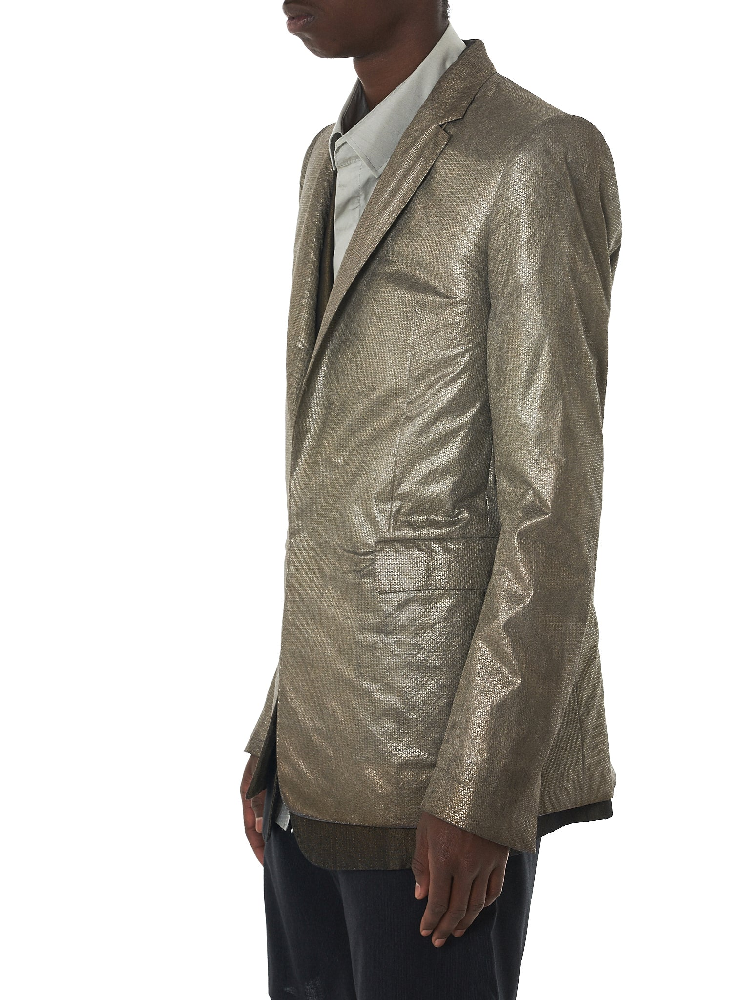 Deepti Oxidized Jacket - Hlorenzo Side