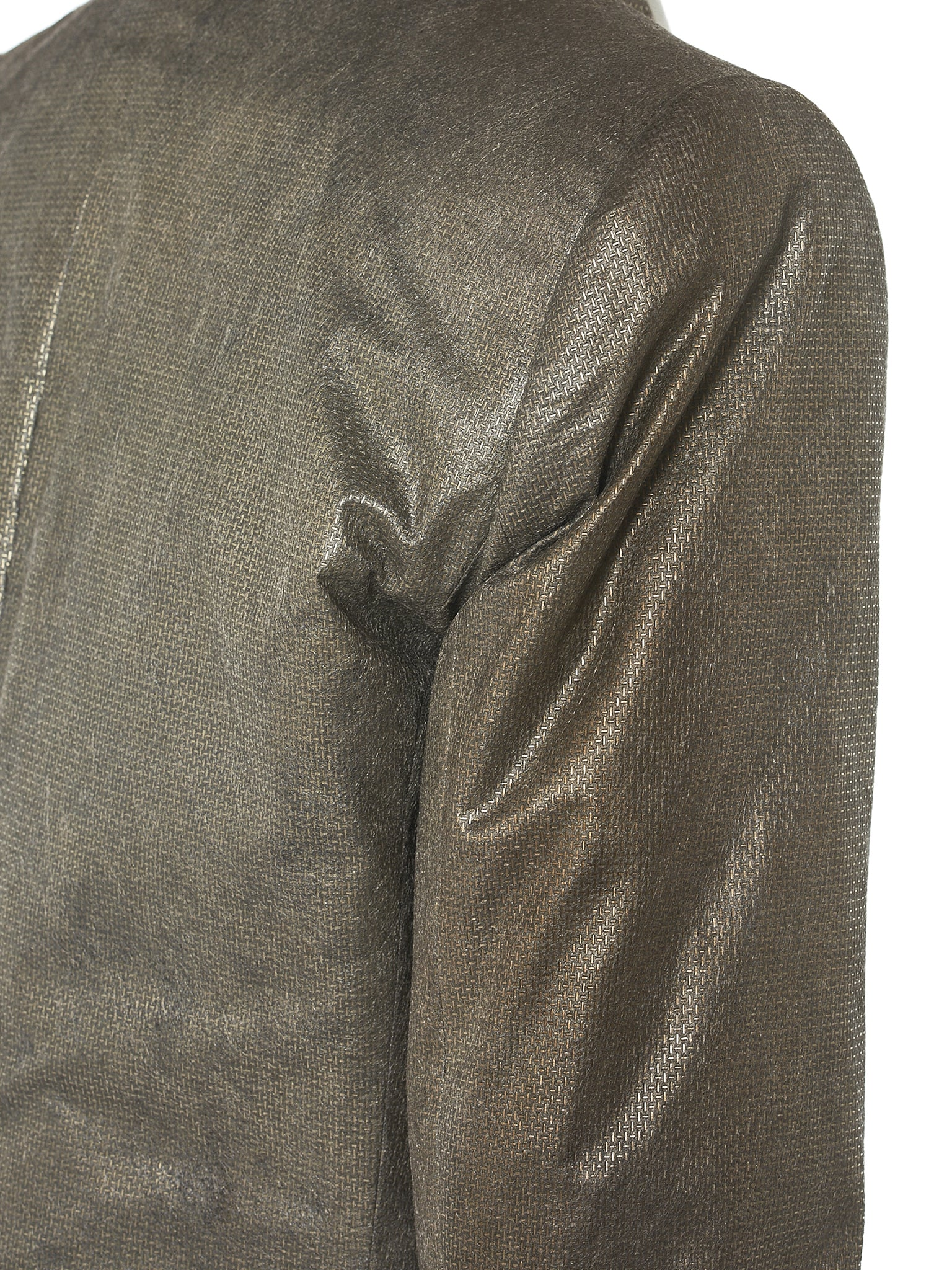 Deepti Oxidized Jacket - Hlorenzo Detail 1