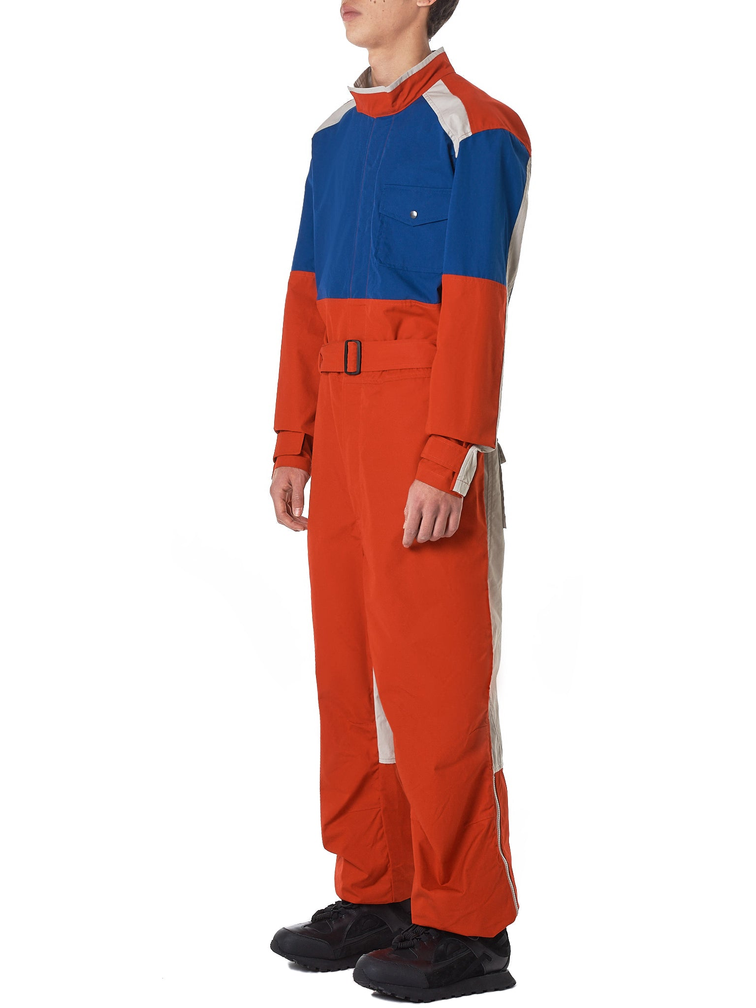 Phipps Jumpsuit - Hlorenzo Side