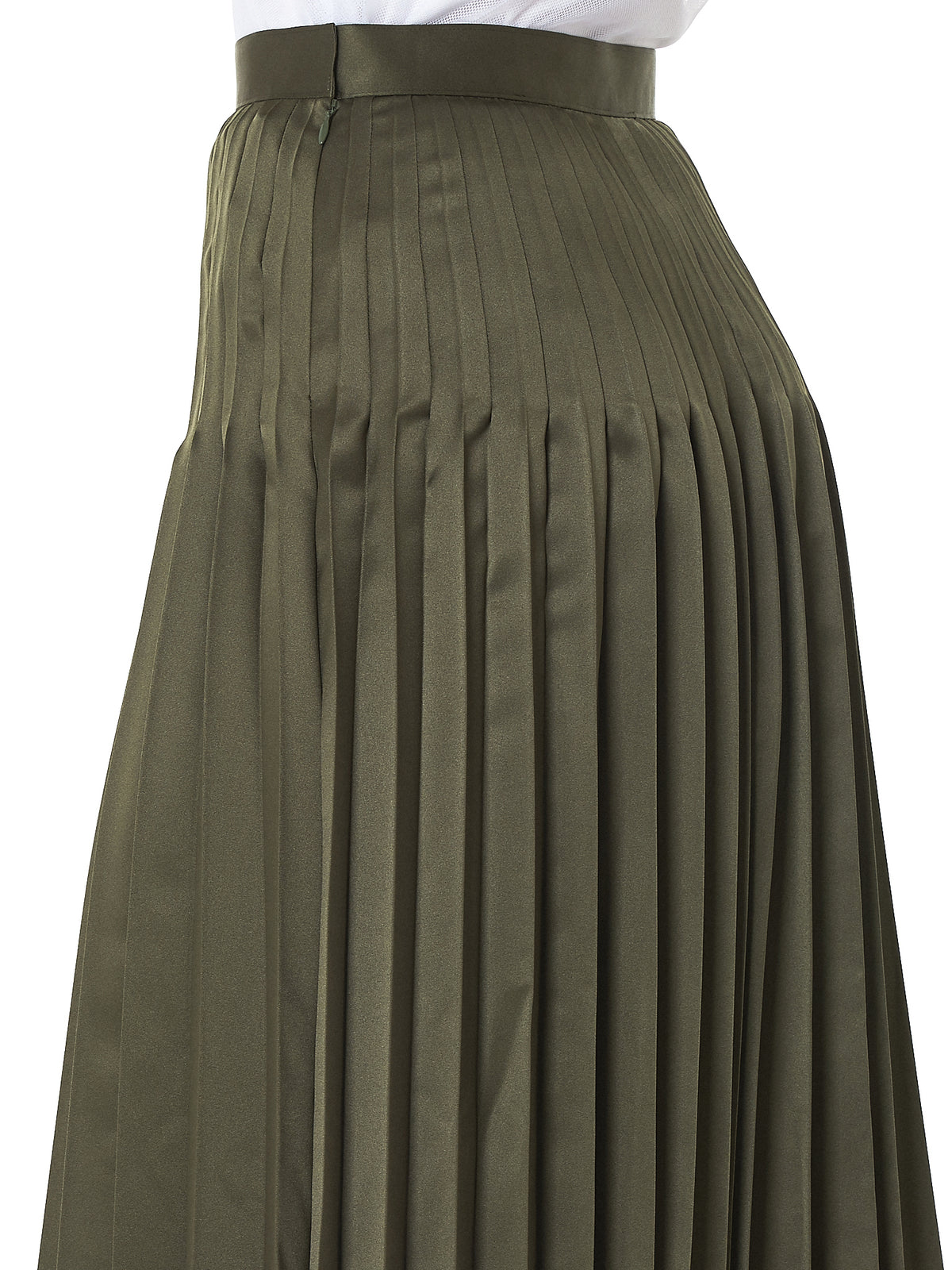 Junya Watanabe Pleated Skirt - Hlorenzo Detail 2