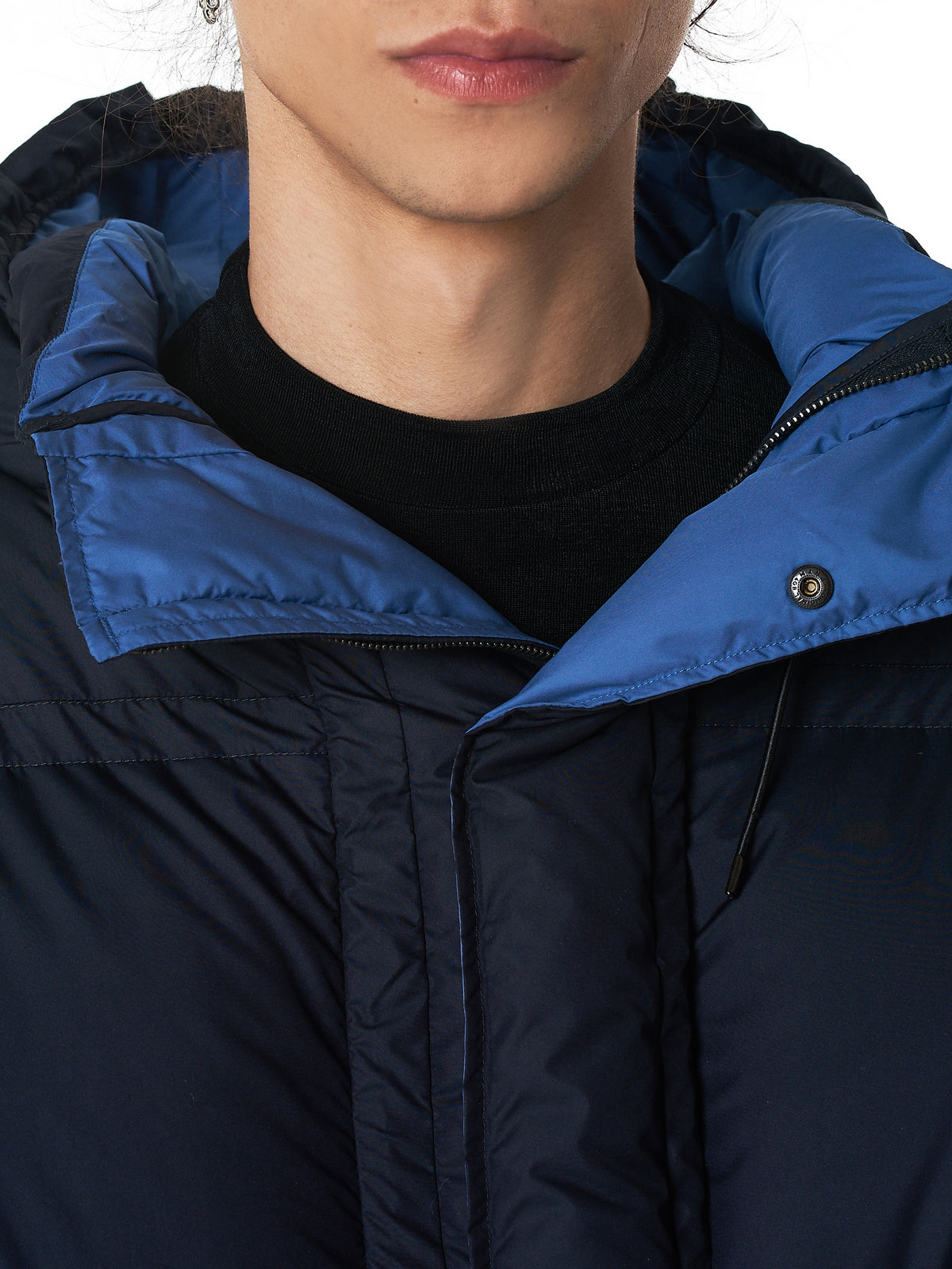 Y/Project Puffer Jacket - Hlorenzo Detail 2