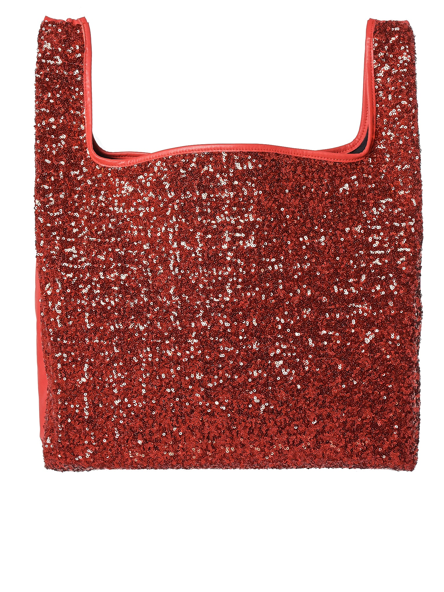 Sequined Tote Bag (JB-K201-051-4-RED)