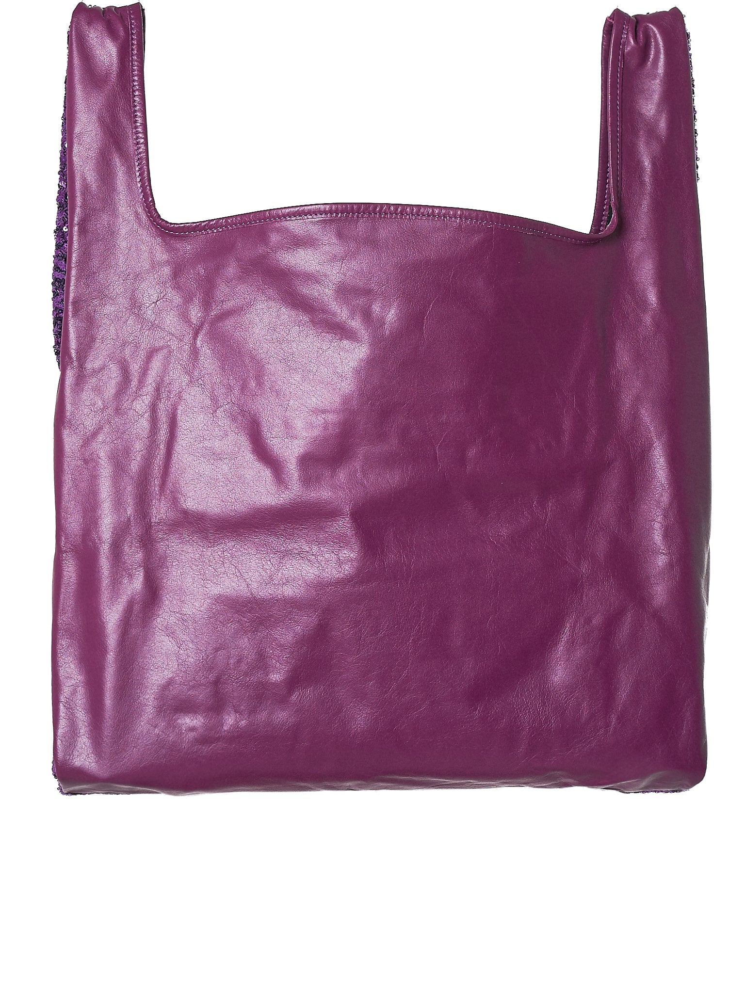 Sequined Tote Bag (JB-201-051-3-PURPLE)