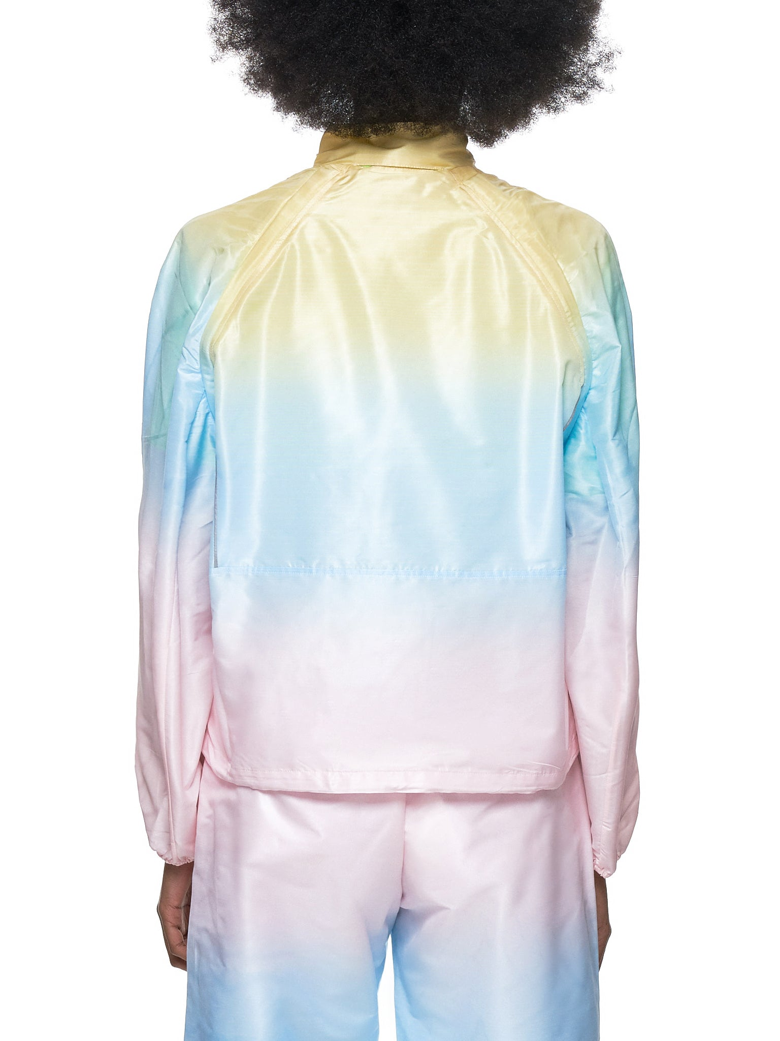 Pastel Gradient Track Jacket (J18-HC-DEGRADE)