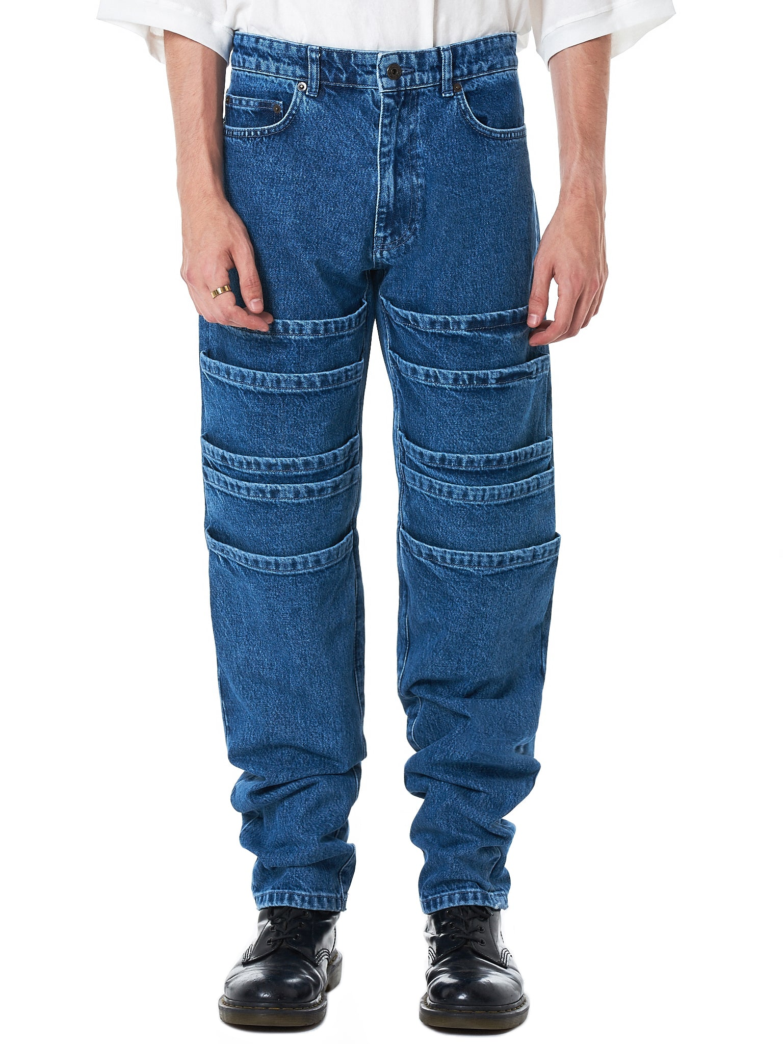 Y/Project Jeans - Hlorenzo Front