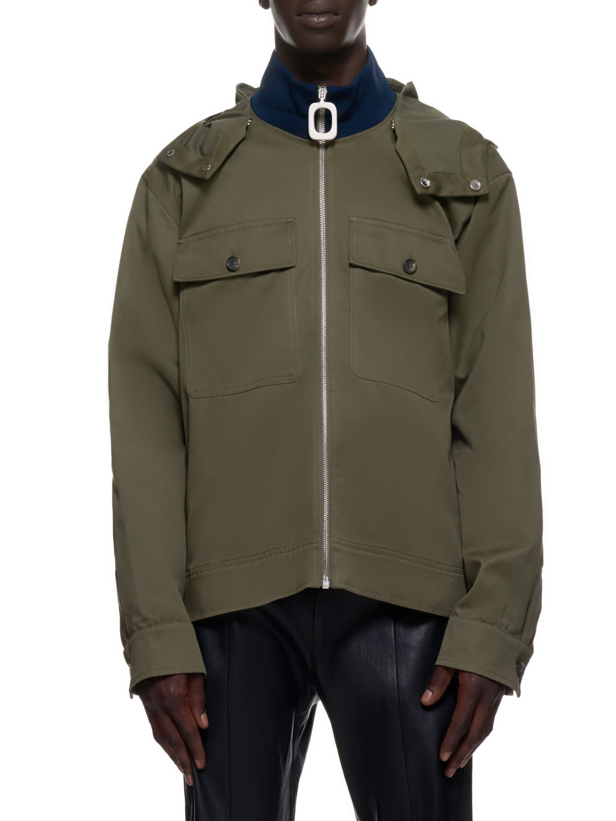JW Anderson Jacket | H.Lorenzo Front