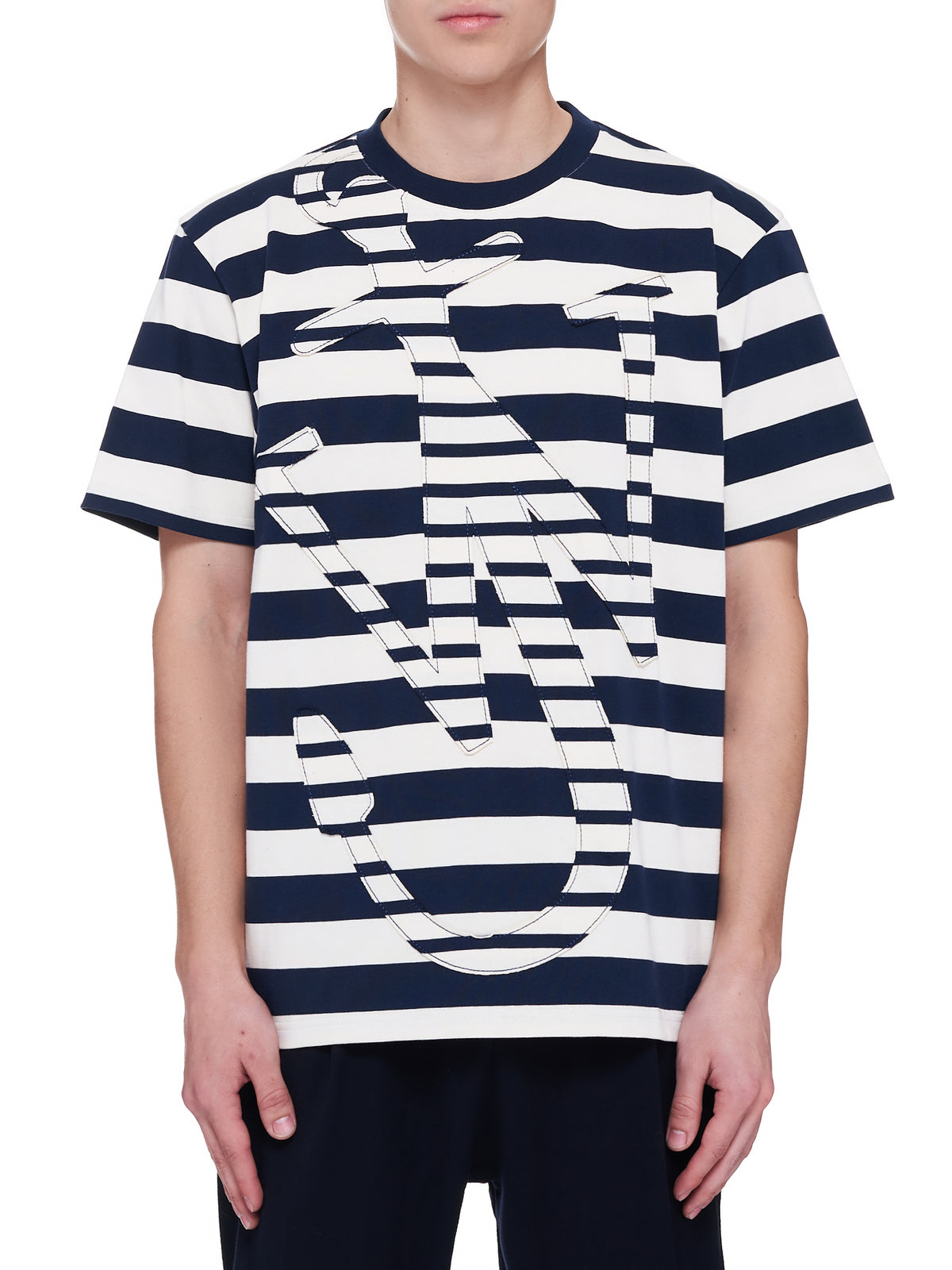 JW Anderson T-Shirt | H.Lorenzo Front
