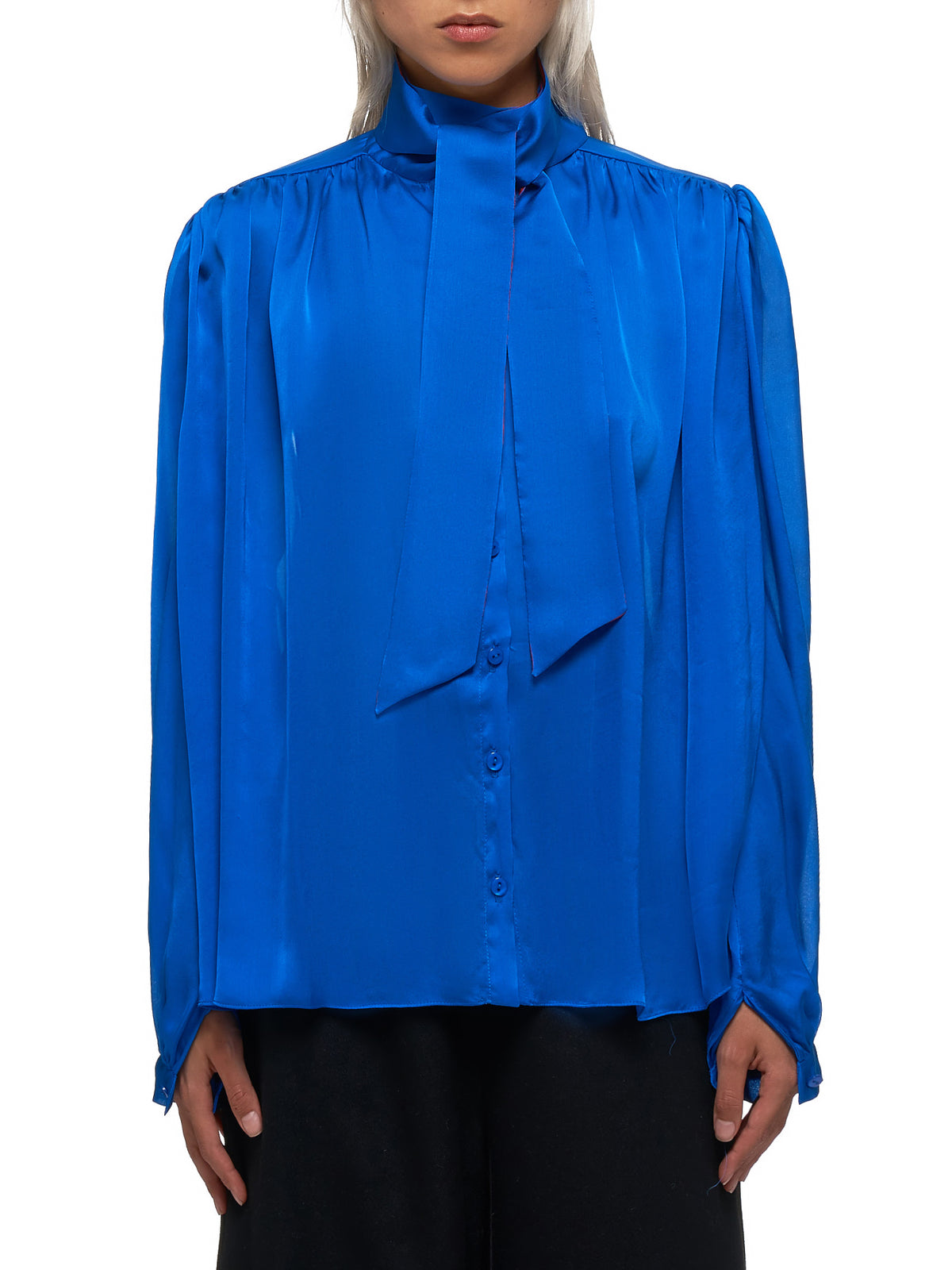 Nicolas Lecourt Mansion Blouse - Hlorenzo Front