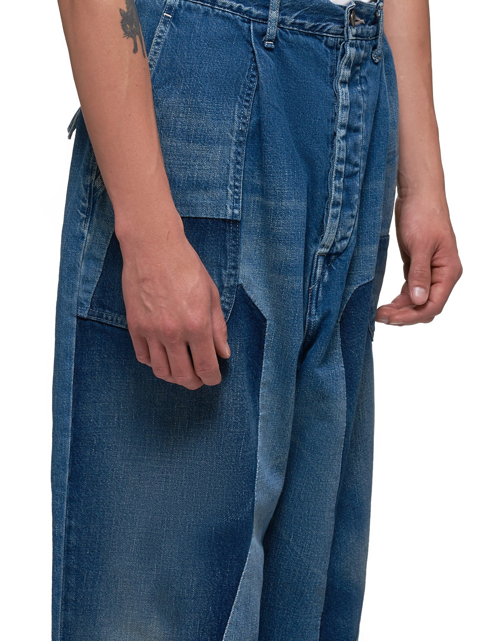 Denim Jeans (K1904LP102-DENIM-BLUE)