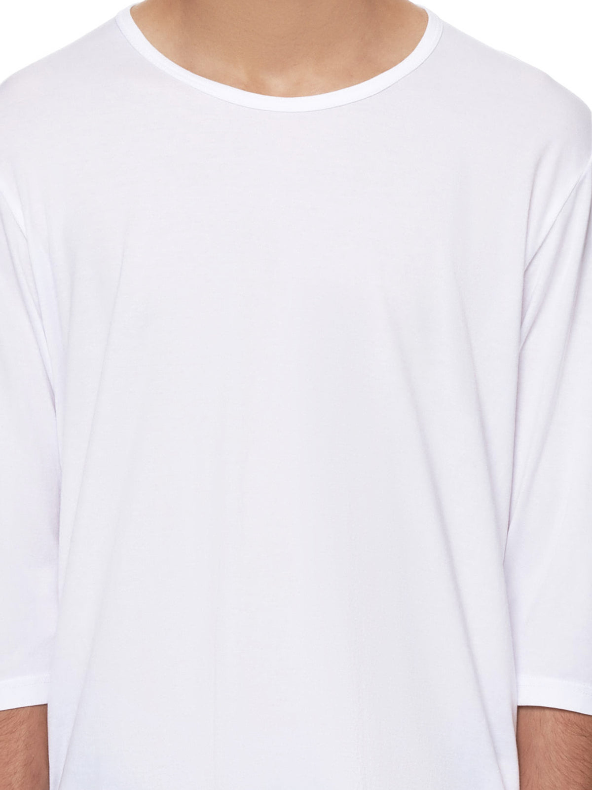 Basic T-Shirt (KJ91-014-WHITE)