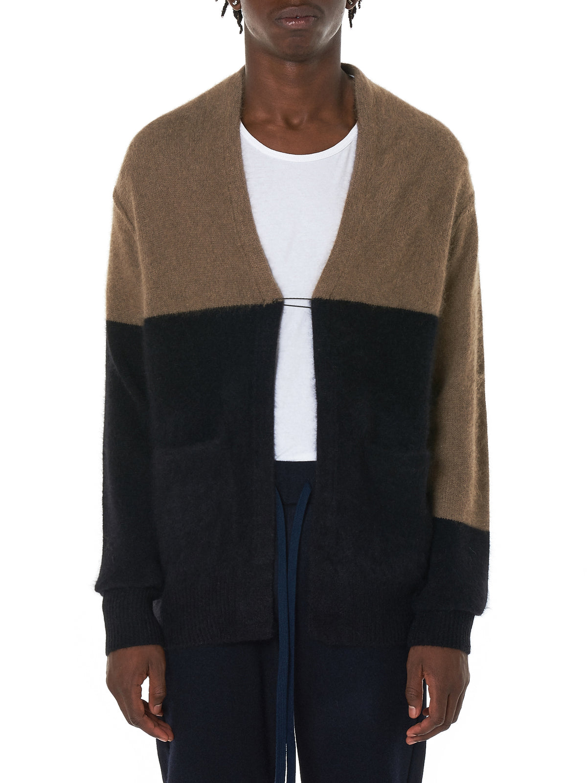 Attachment Cardigan - Hlorenzo Front