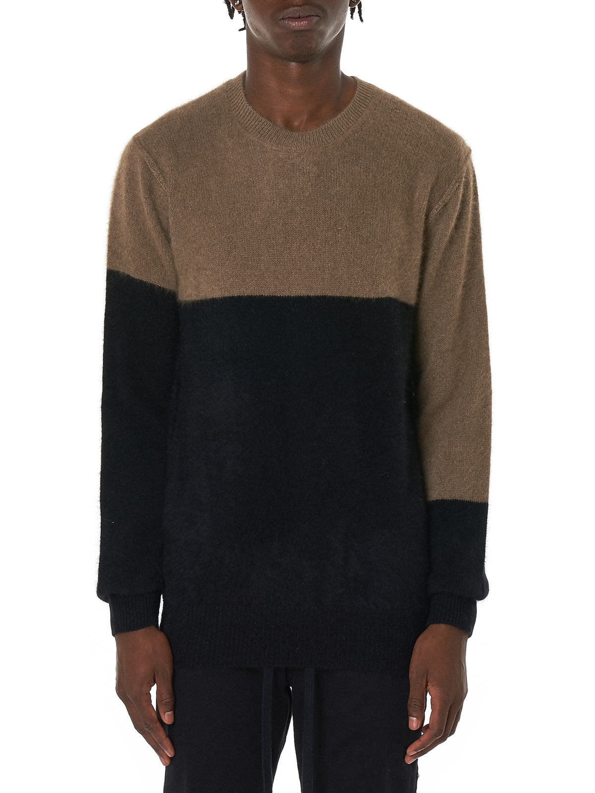 Attachment Sweater - Hlorenzo Front