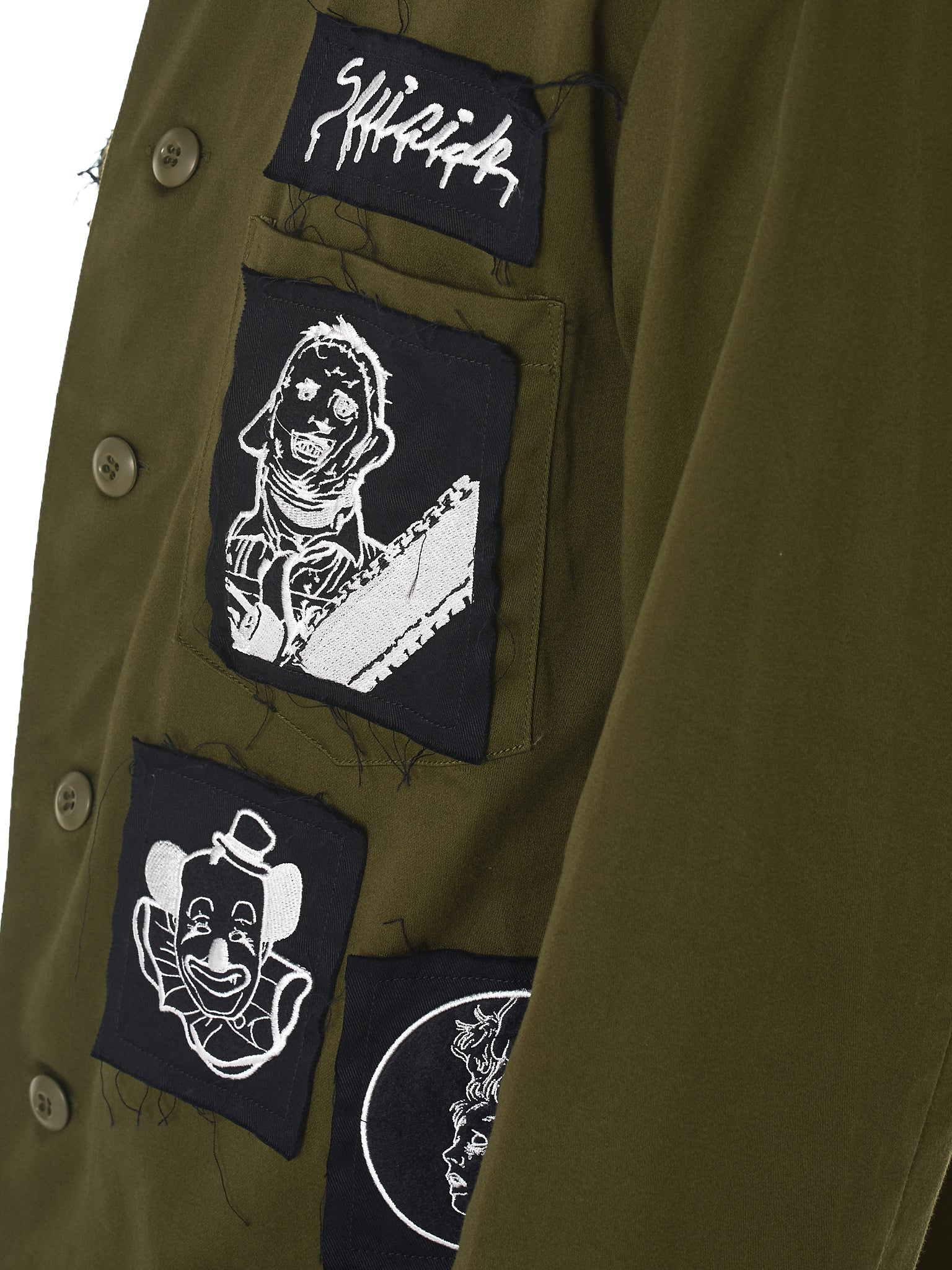 Kidill-HLorenzo patch detail