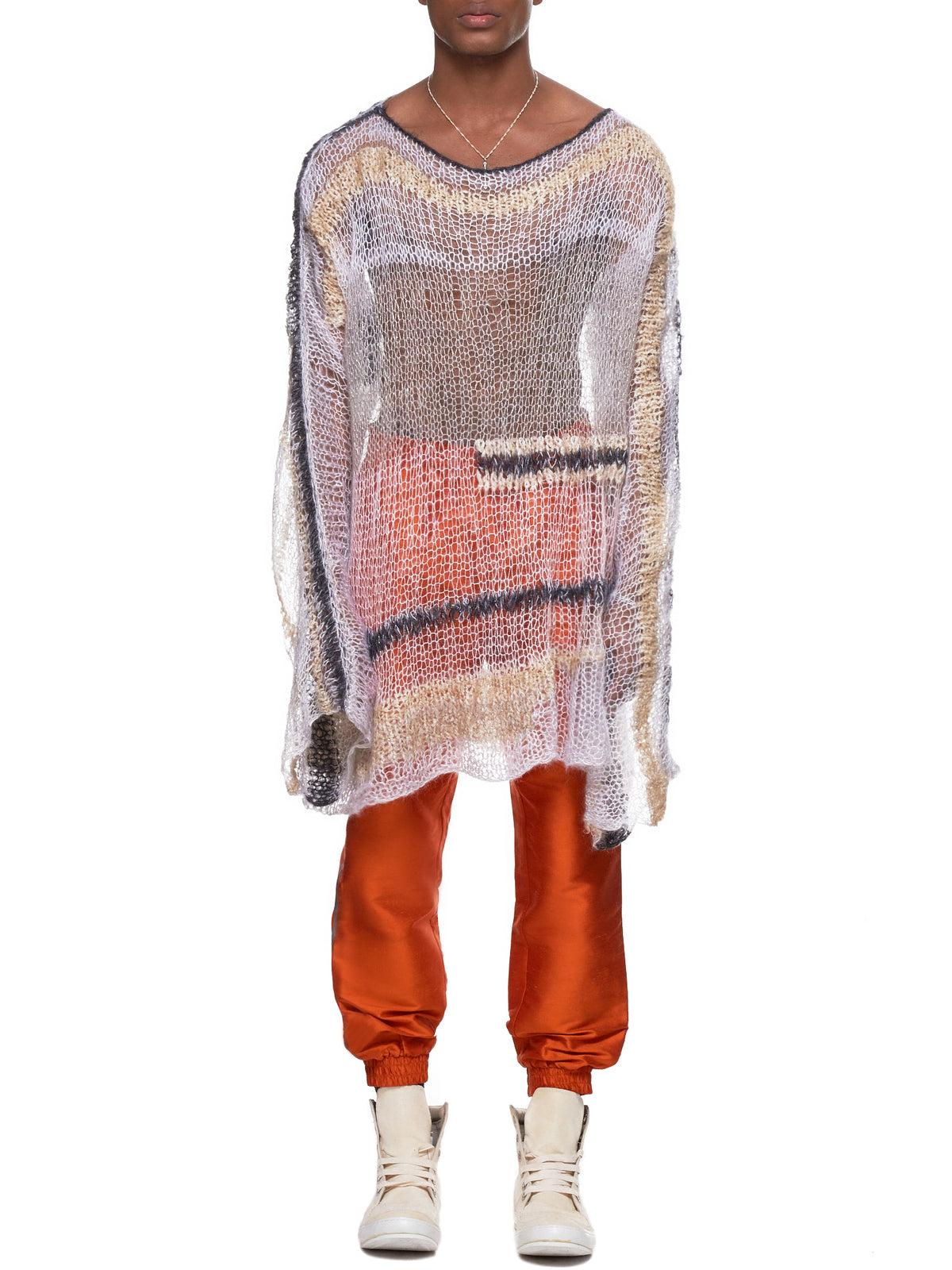 Astrid Andersen Sweater - Hlorenzo Front