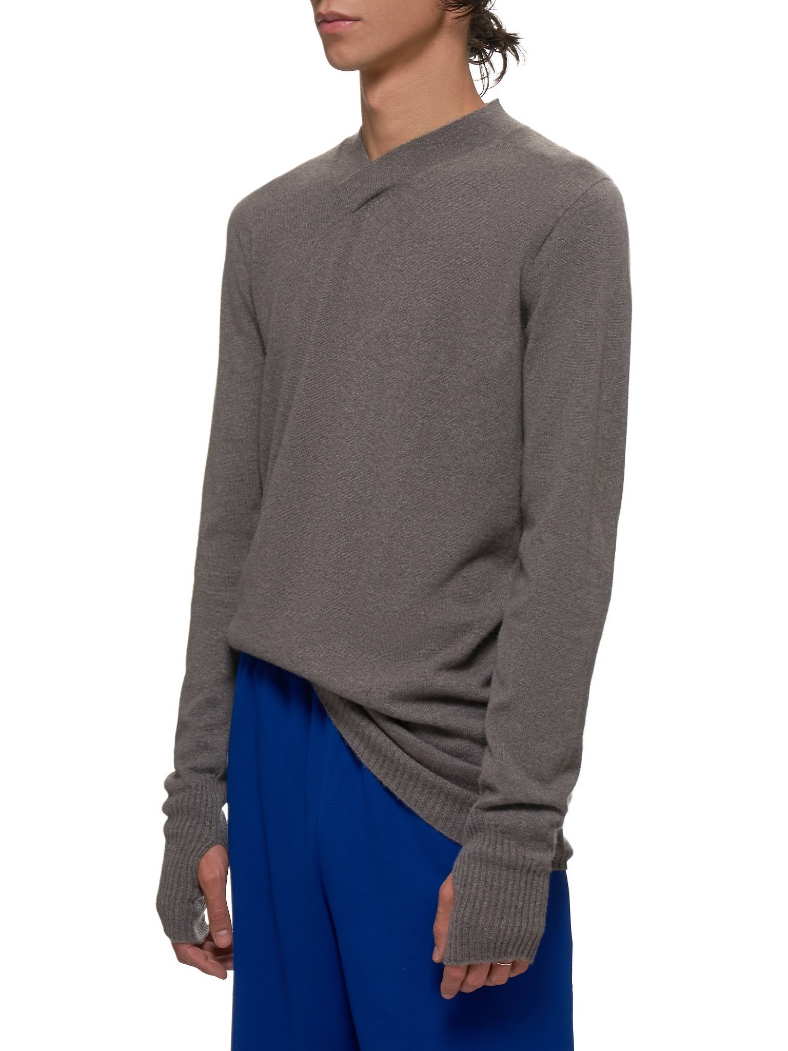 Boris Bidjan Saberi Sweater - Hlorenzo Side