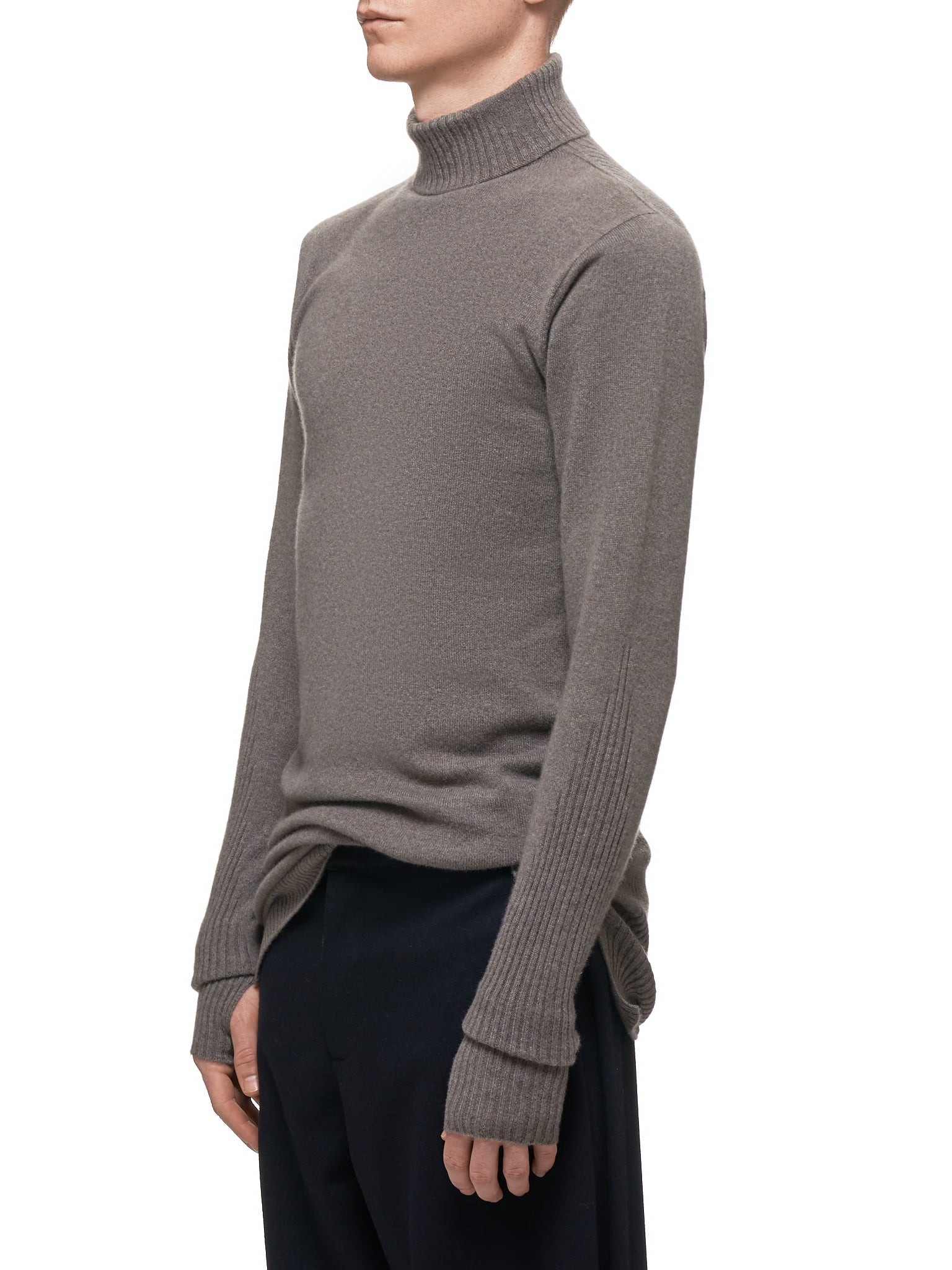 Boris Bidjan Saberi Turtleneck - Hlorenzo Side