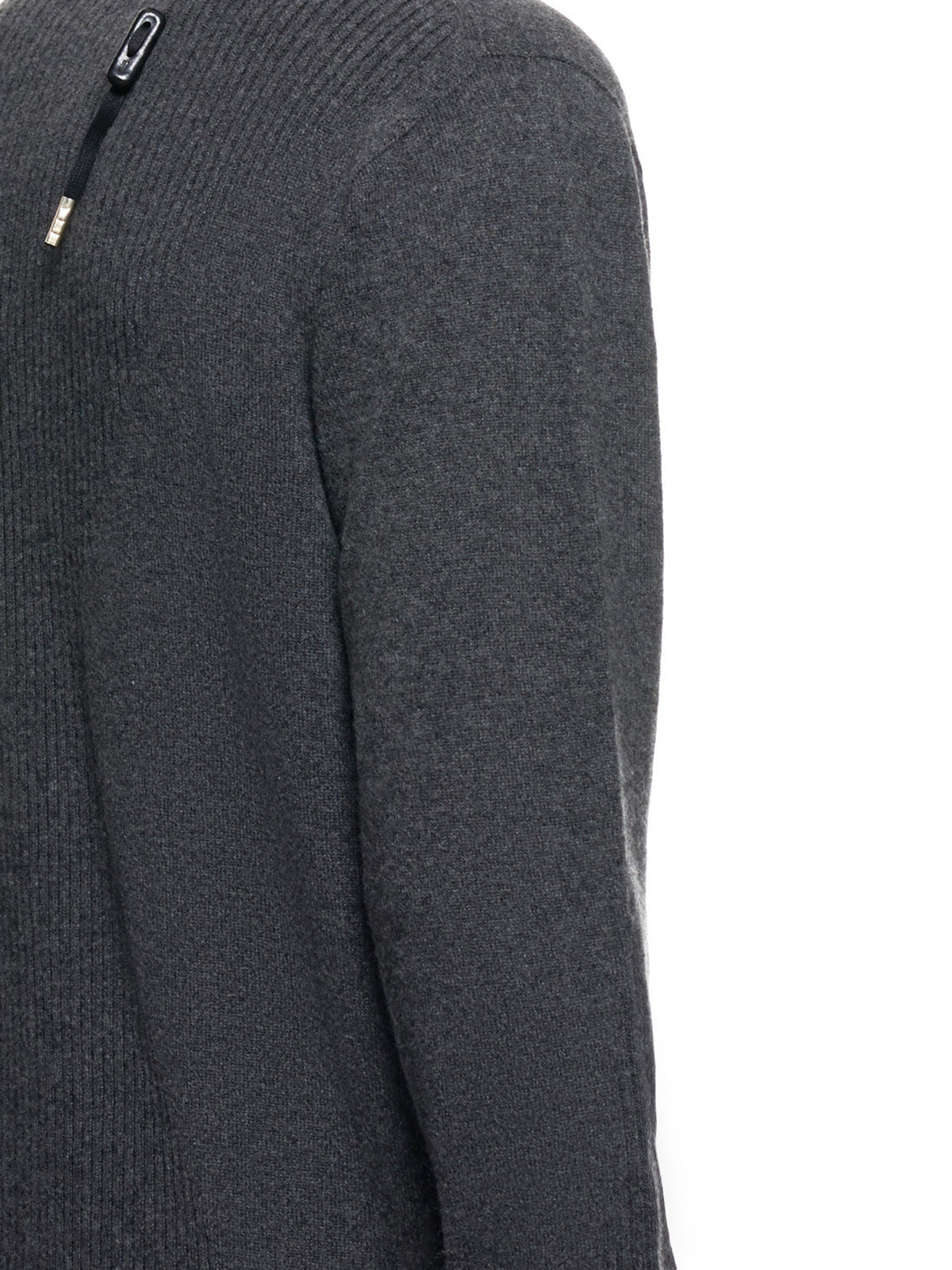 Cashmere Turtleneck (KN6-FPI30004-DARK-GREY)
