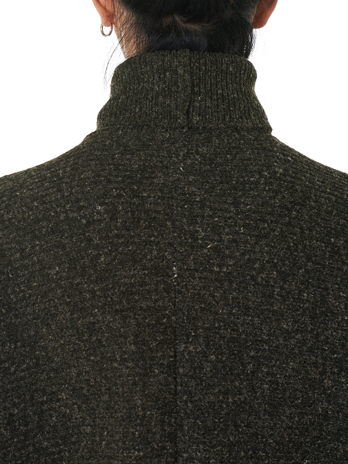 Jan-Jan Van Essche Sweater - Hlorenzo Detail 2