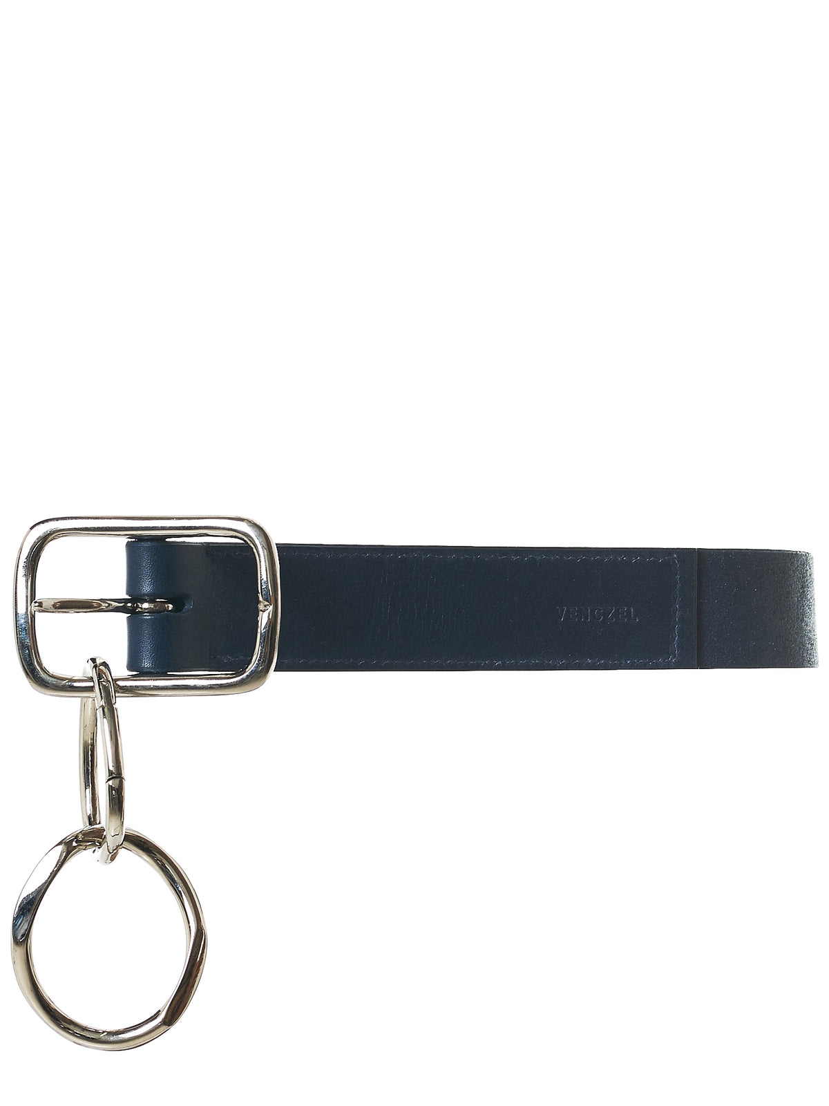 venczel leather belt - H.Lorenzo detail