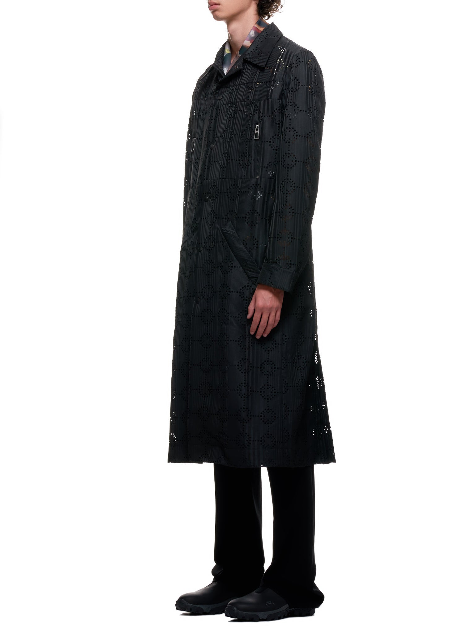 JORDANLUCA Coat | H.Lorenzo Side